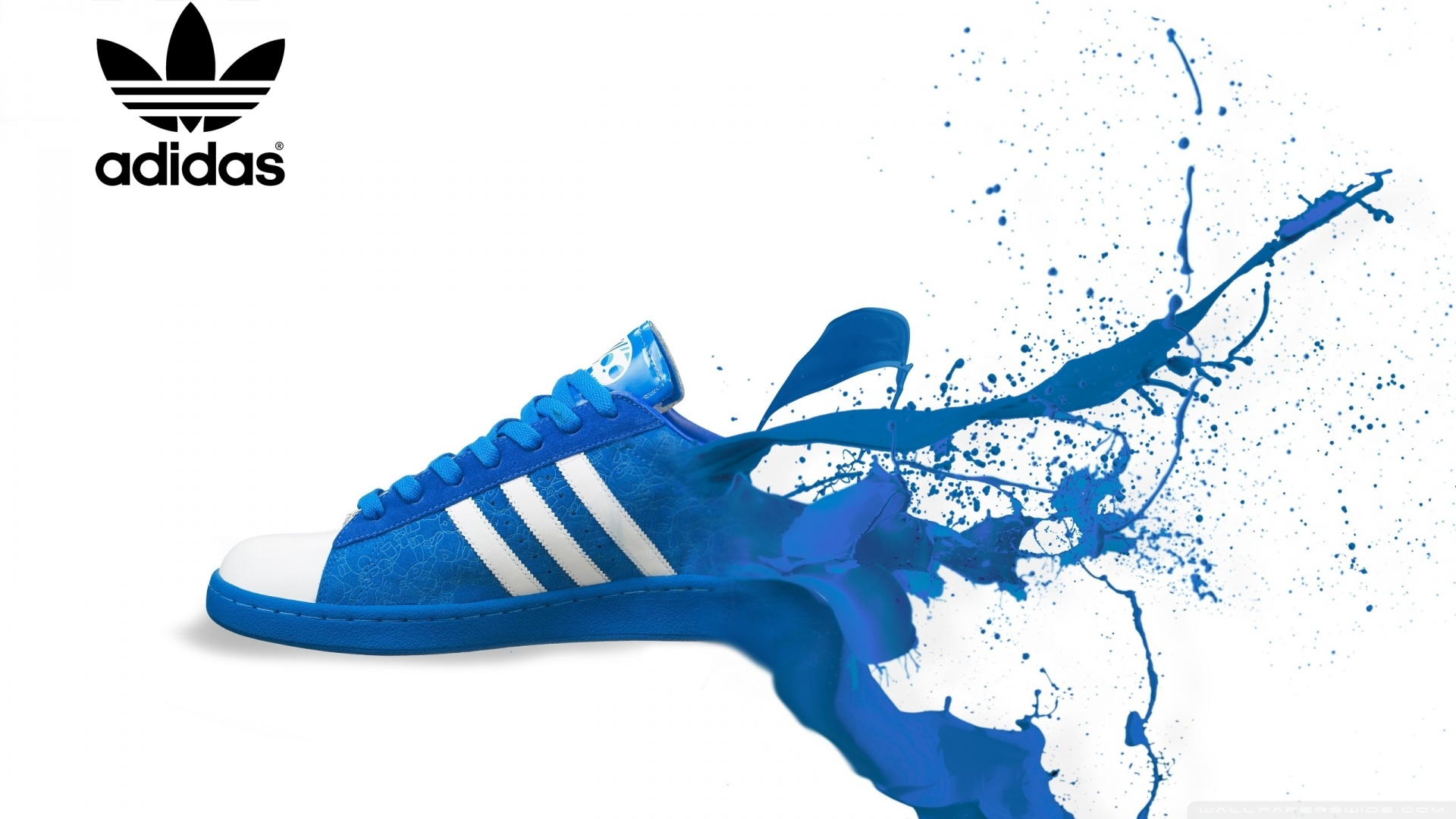 Adidas Sneakers Wallpaper