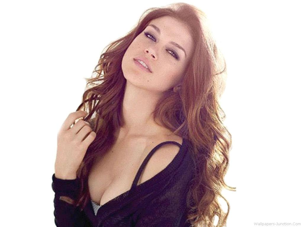 ... adrianne-palicki-wallpaper ...