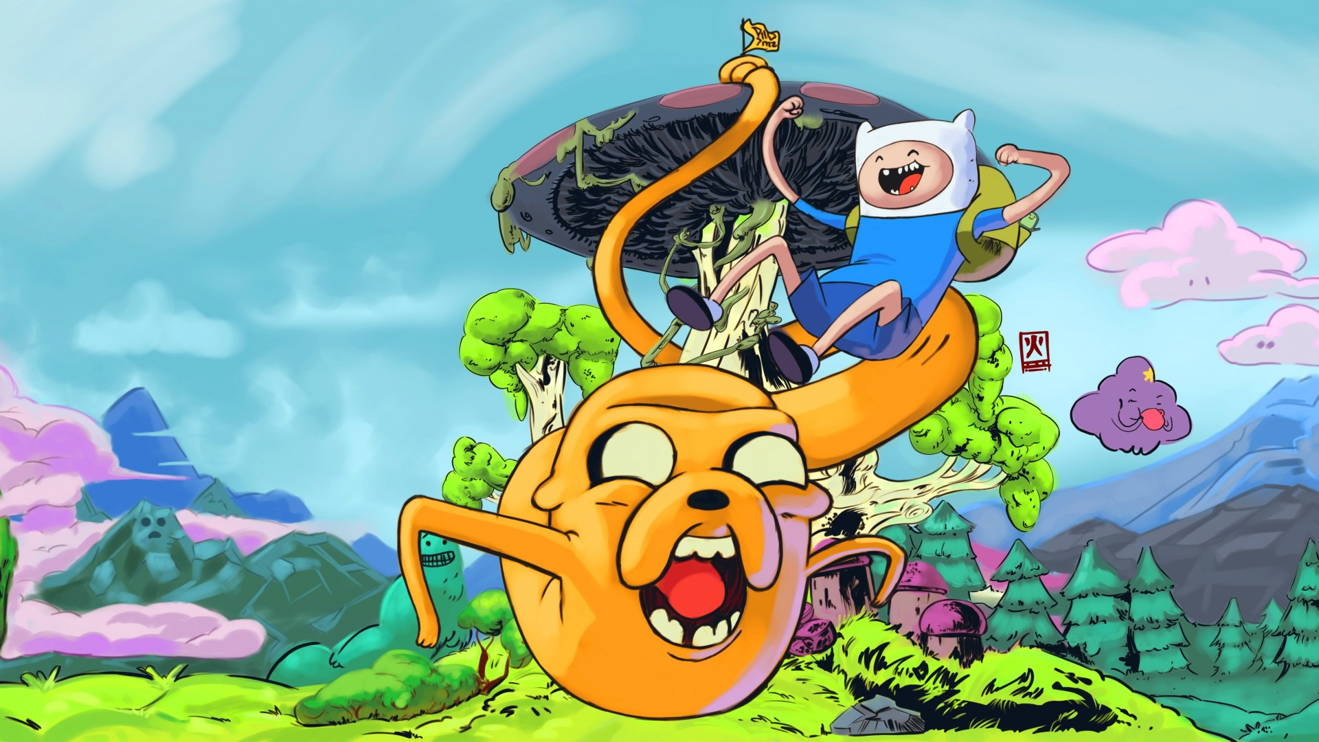 Adventure time wallpaper 1920x1080 37263 adventure time wallpaper altavistaventures Gallery