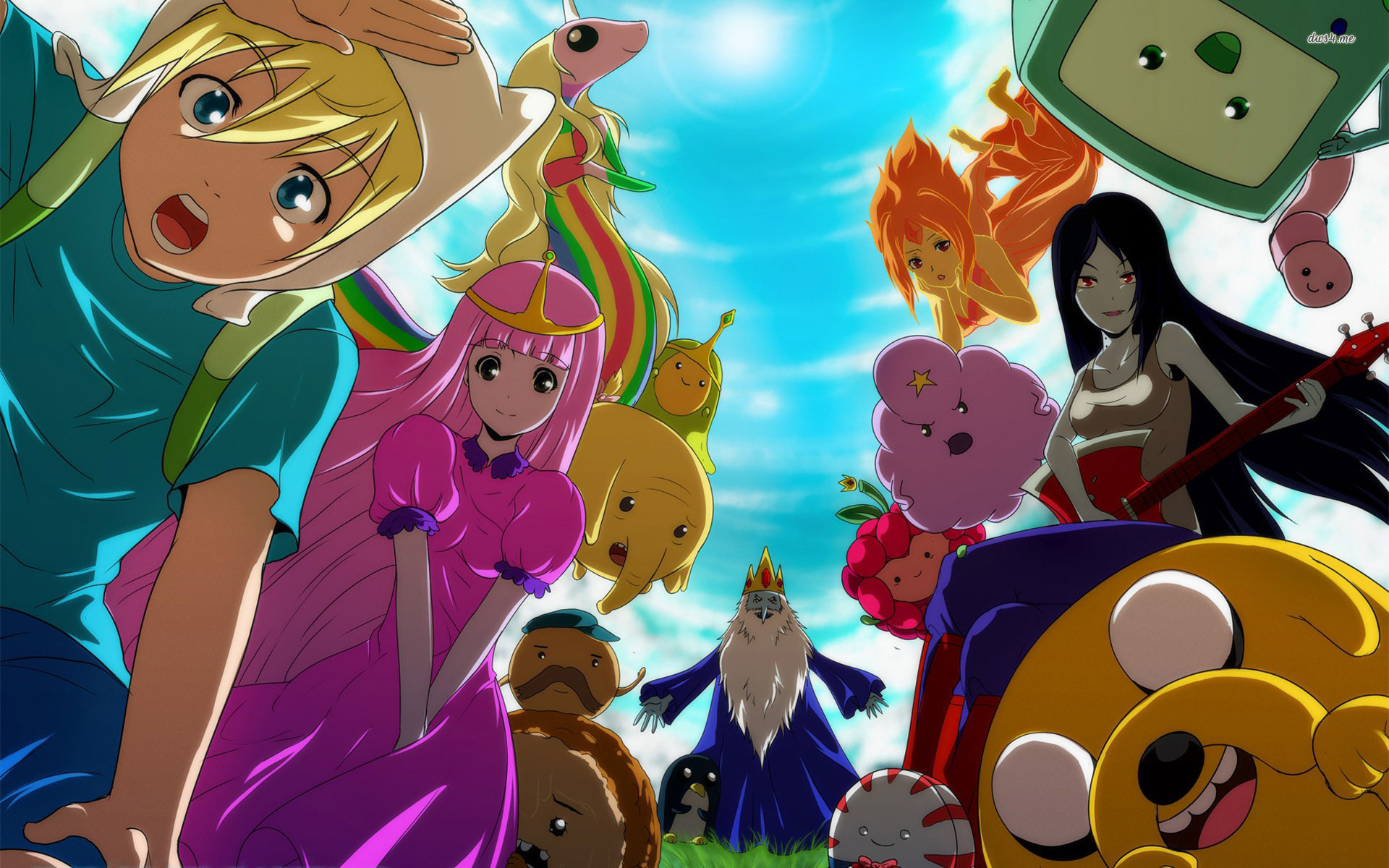 ... Adventure Time wallpaper 1920x1200 ...