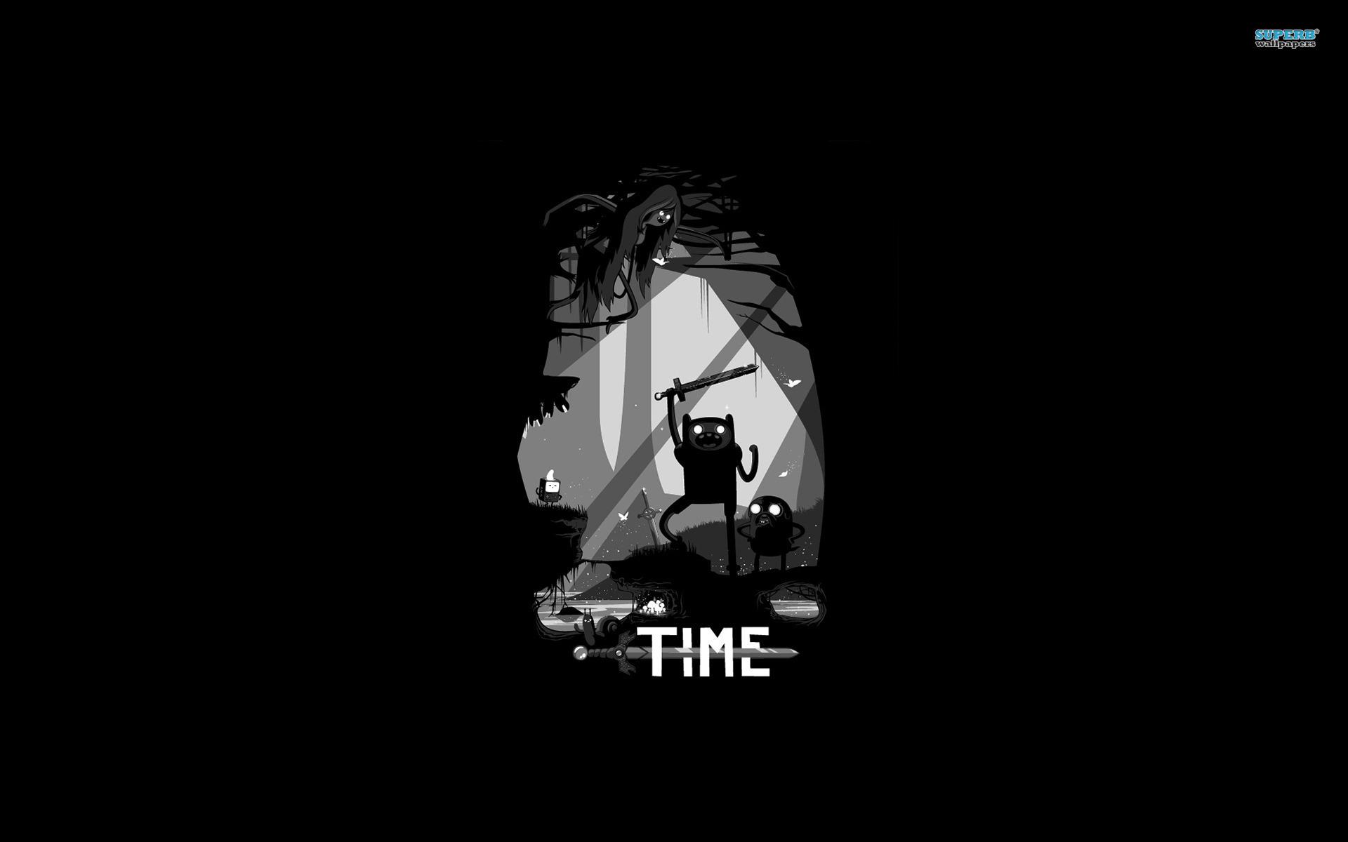 Zelda Adventure Time wallpaper 1920x1200 jpg