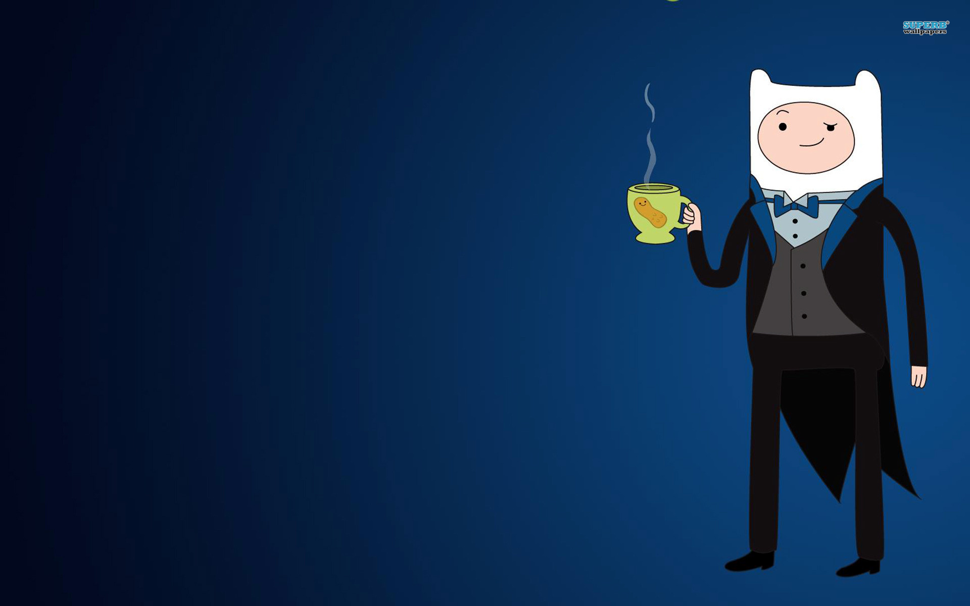 Tux Finn - Adventure Time wallpaper 1920x1200 jpg