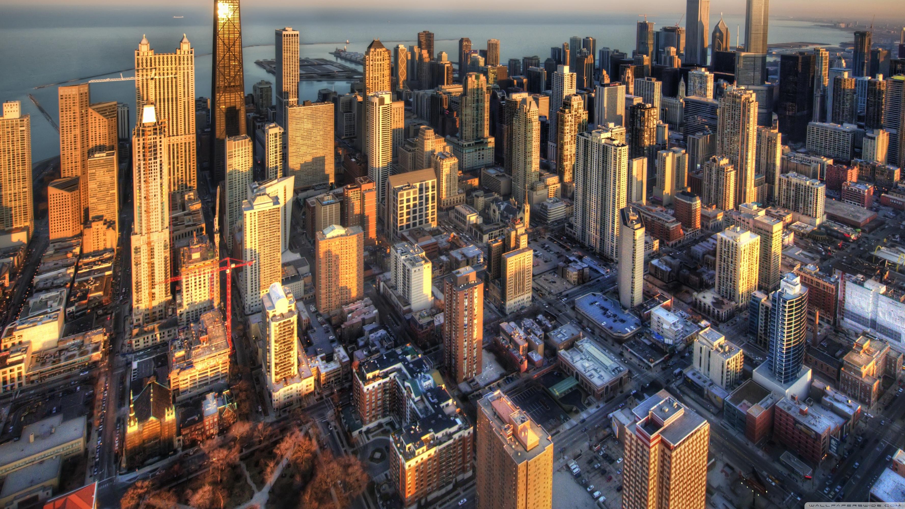 Aerial View HD