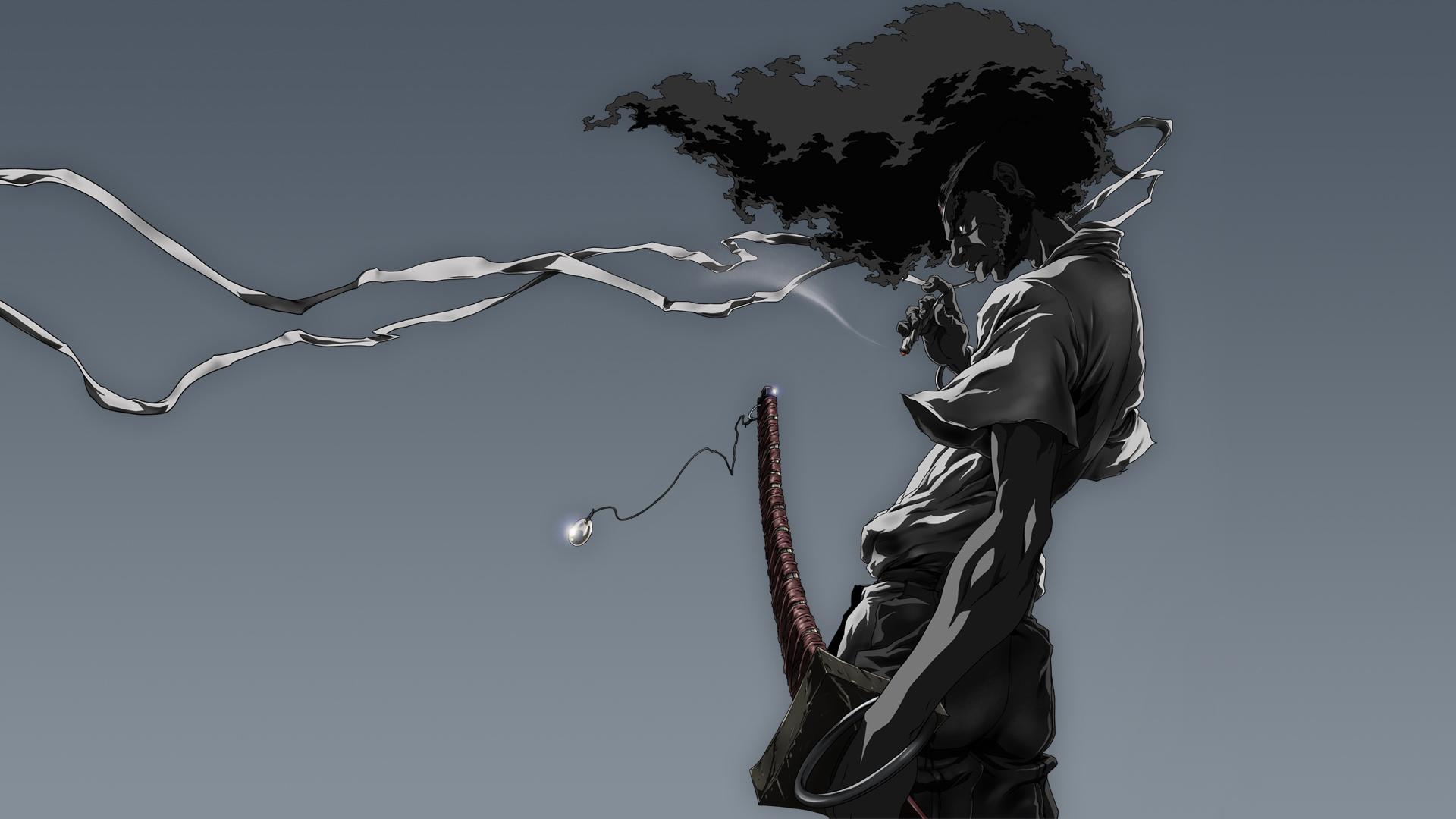 Samurai Jack & Afro Samurai