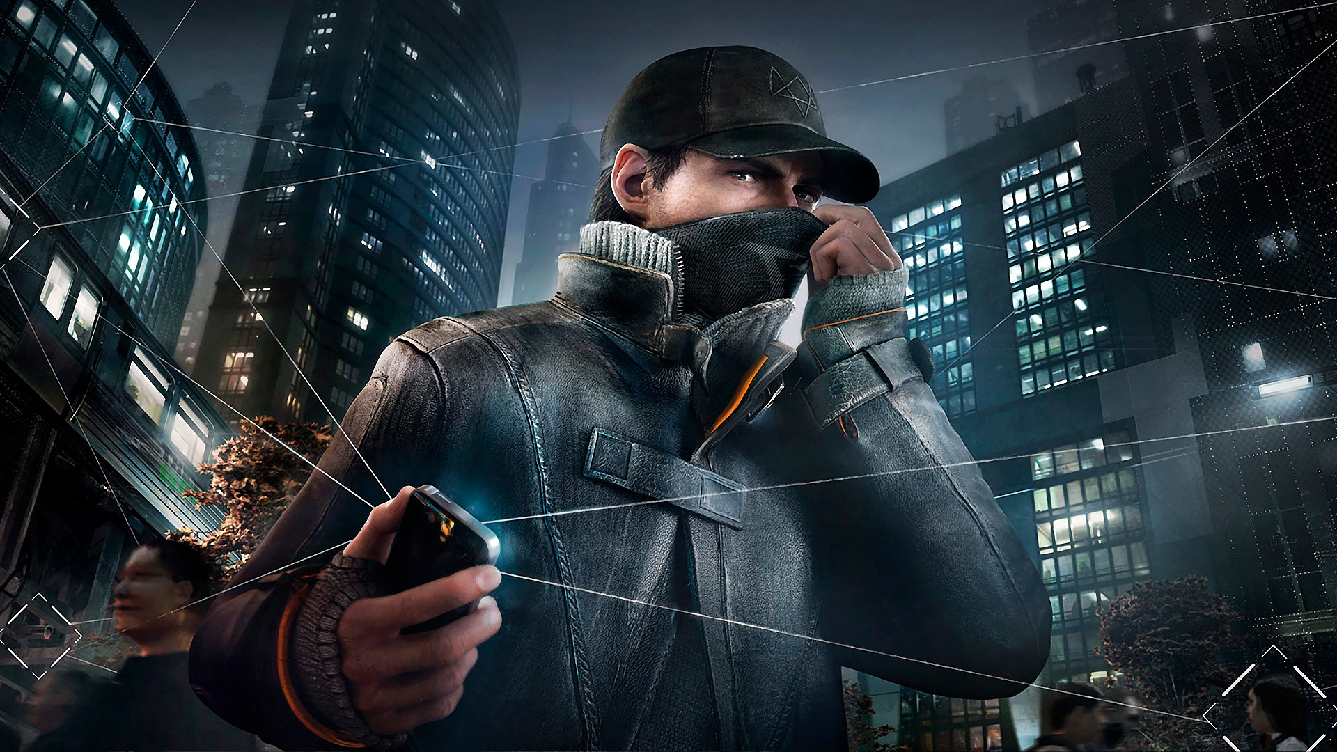 Aiden pearce watch dogs
