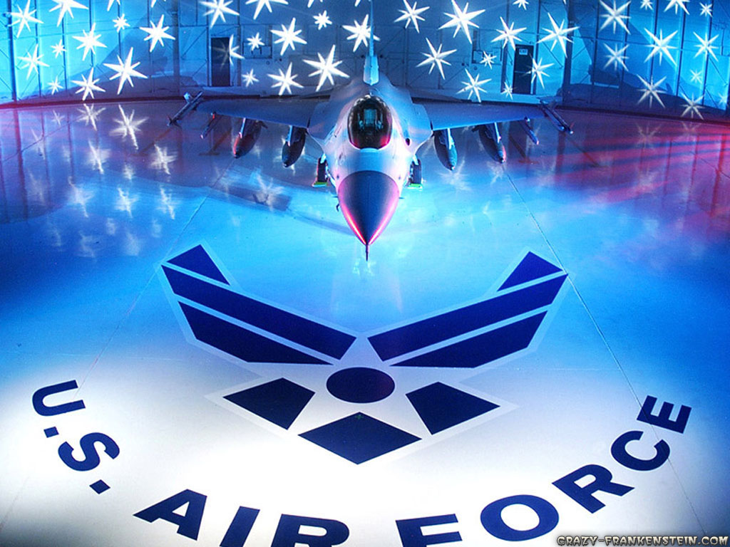 Us Airplane Air Force Military Wallpapers