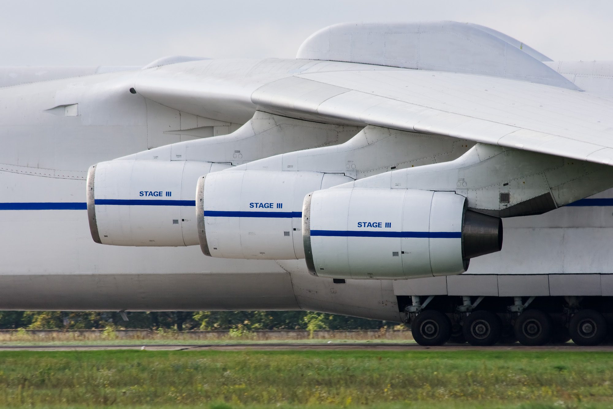 Aircraft Antonov An-225 Mriya