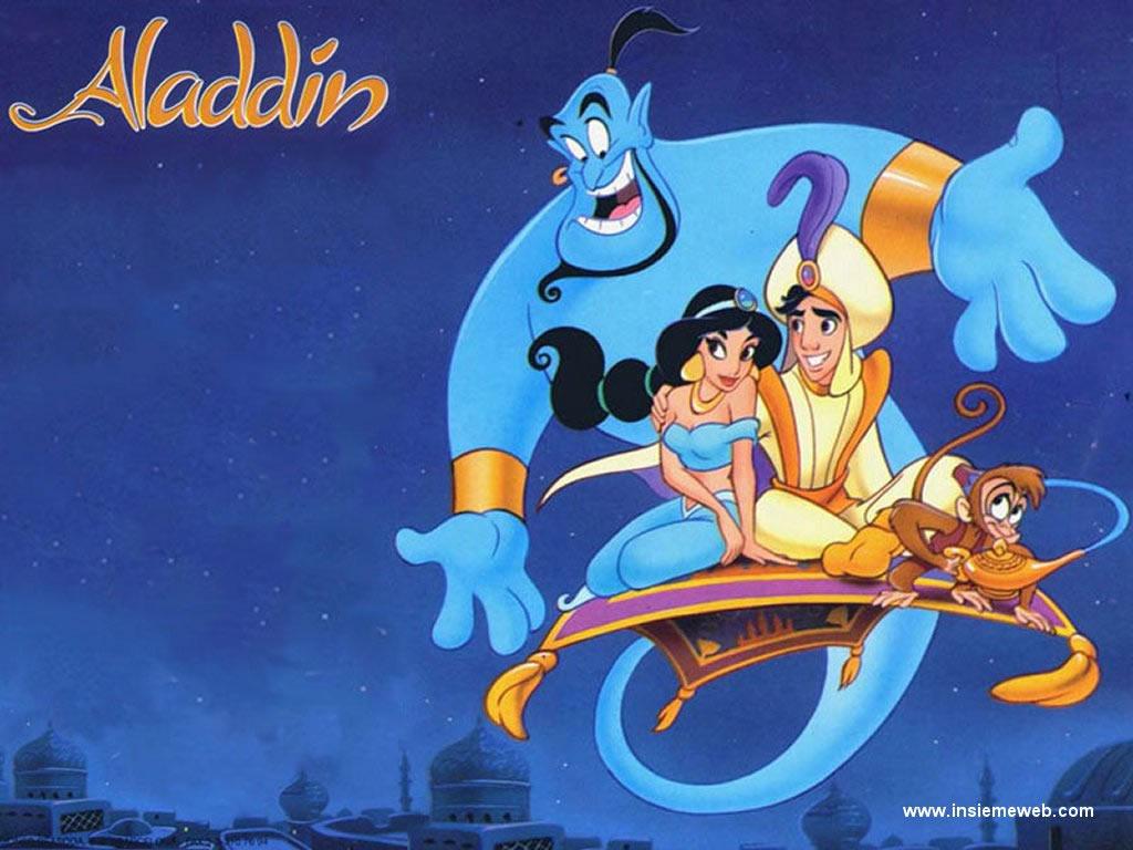 Aladdin Wallpaper