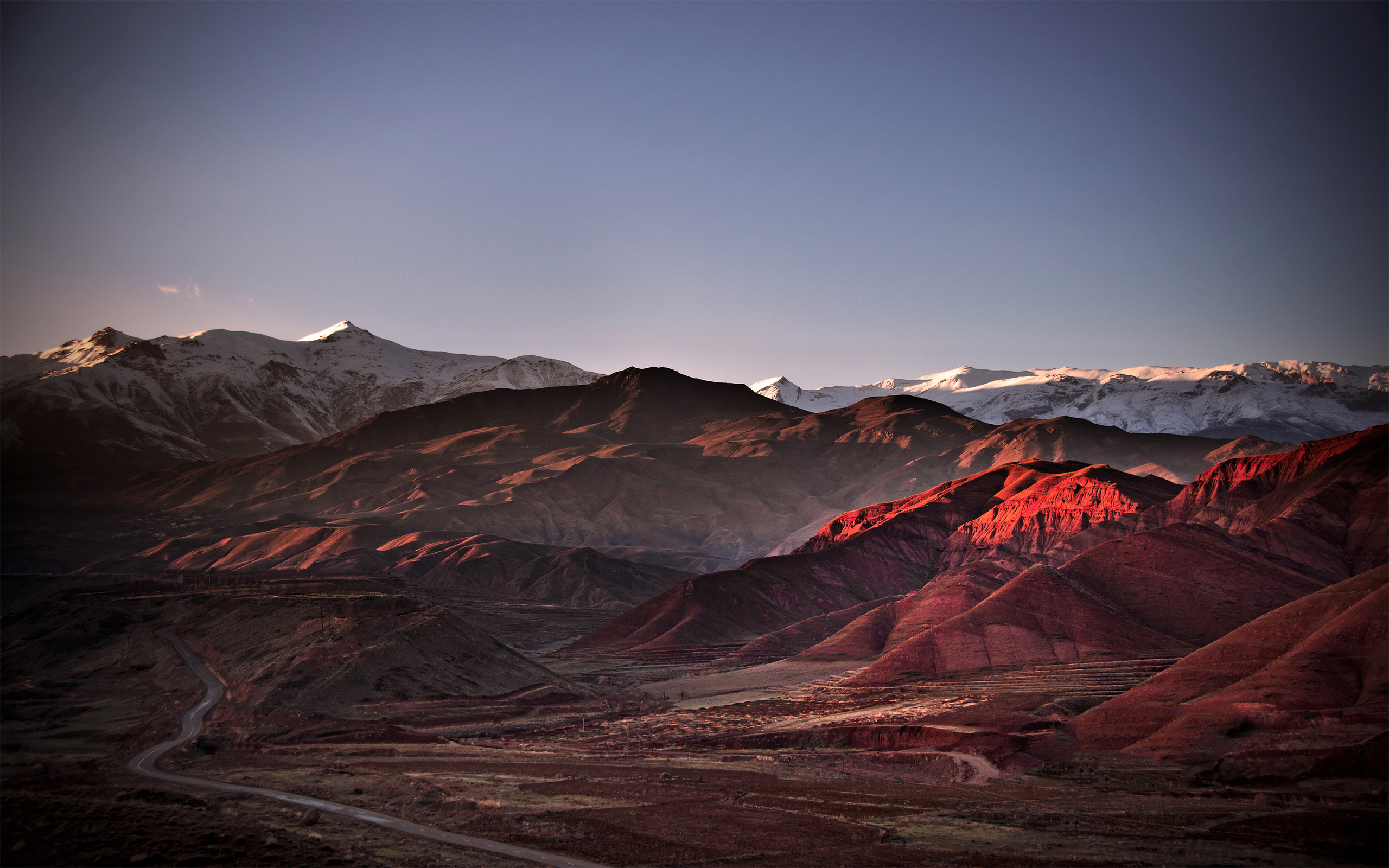 Alamut mountains