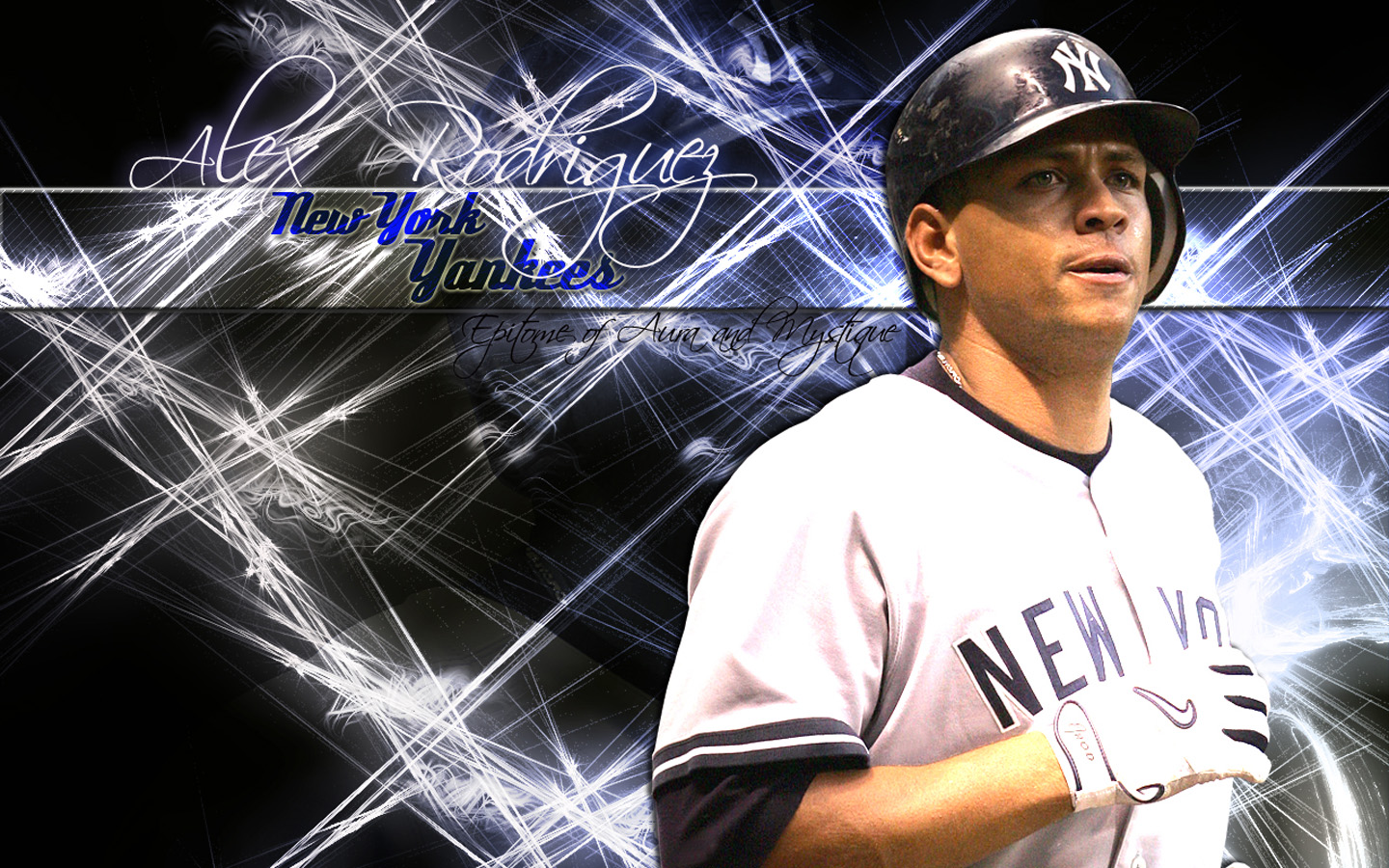Alex Rodriguez high quality background