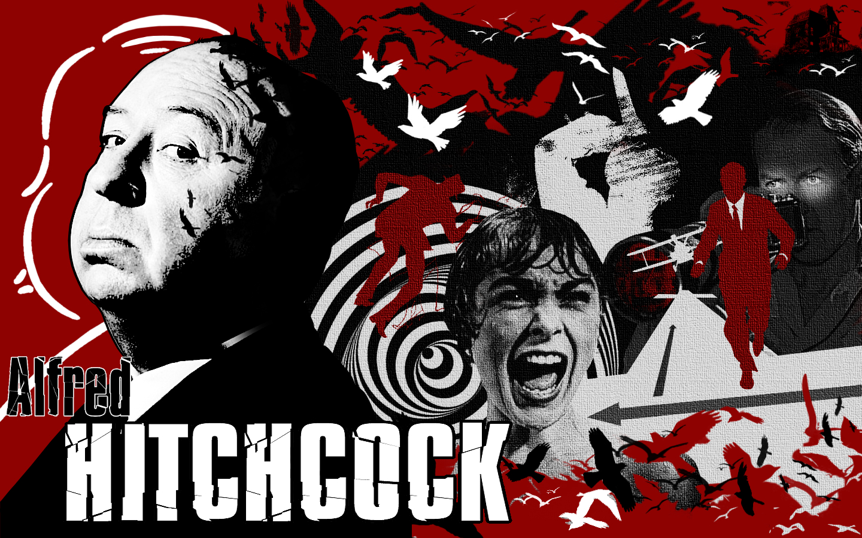 Alfred Hitchcock - Wallpaper wallpaper - ForWallpaper.
