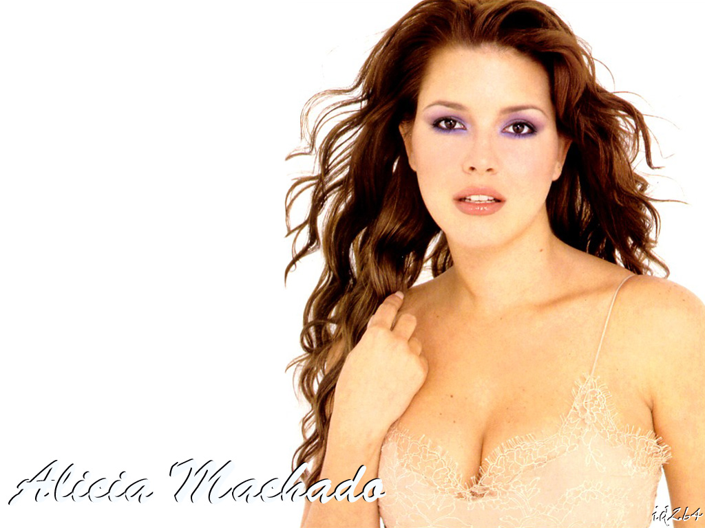 Alicia Machado Wallpapers