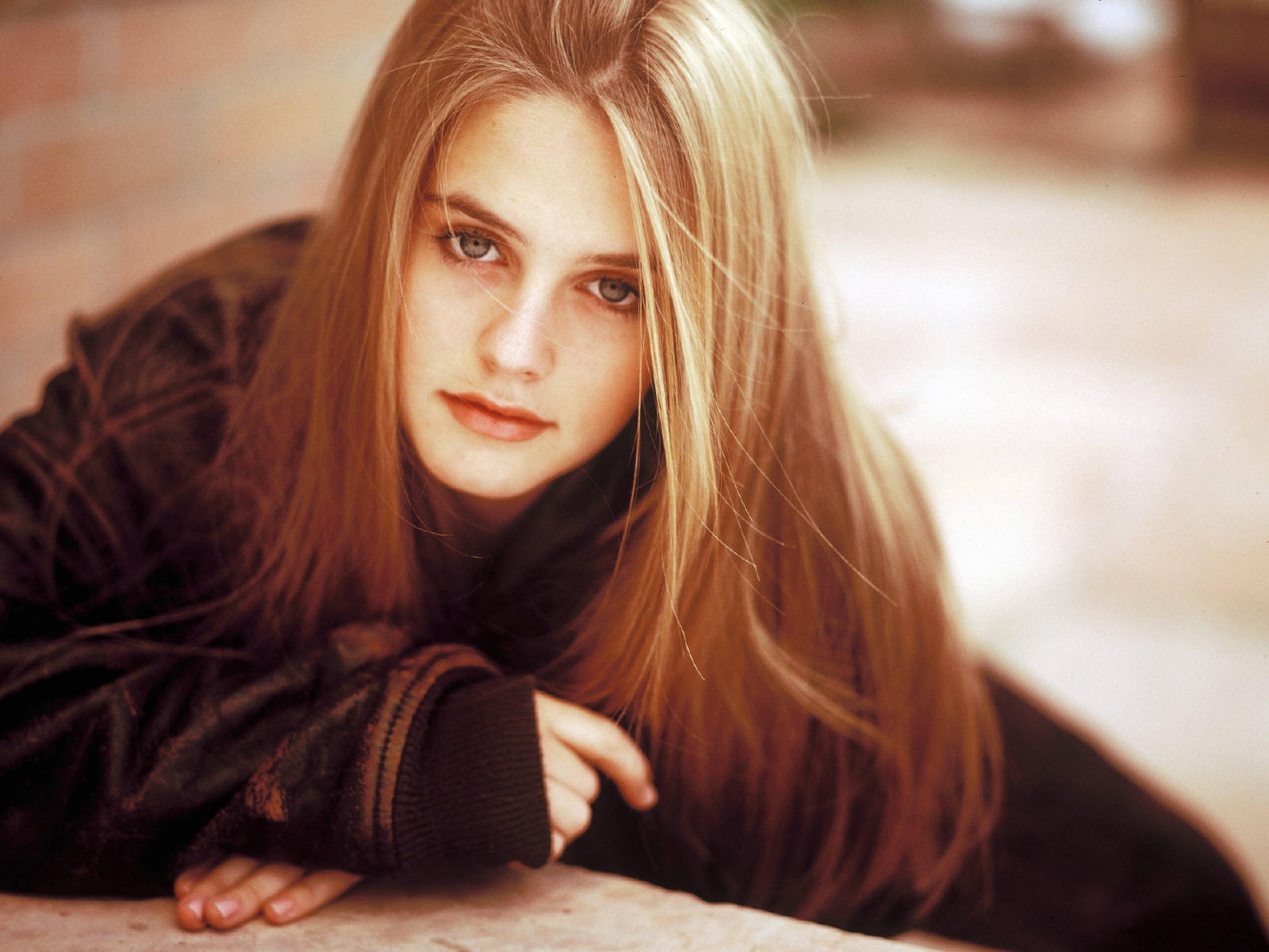 ... Alicia Silverstone Wallpapers ...