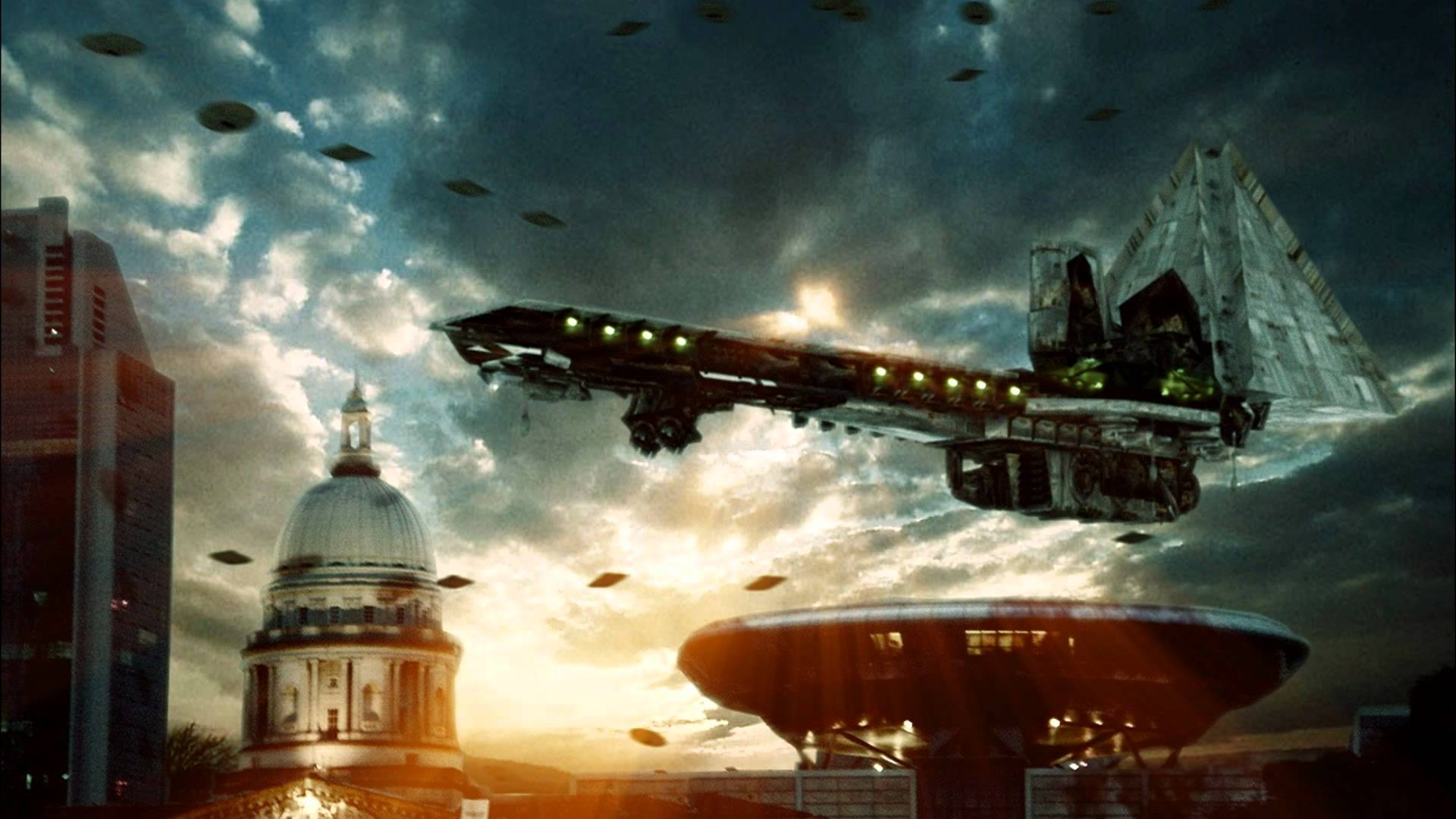 Ruben K - Alien Invasion