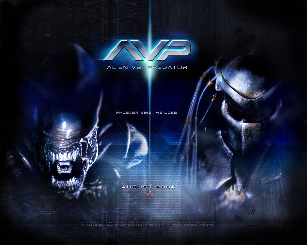 Alien vs predator avp