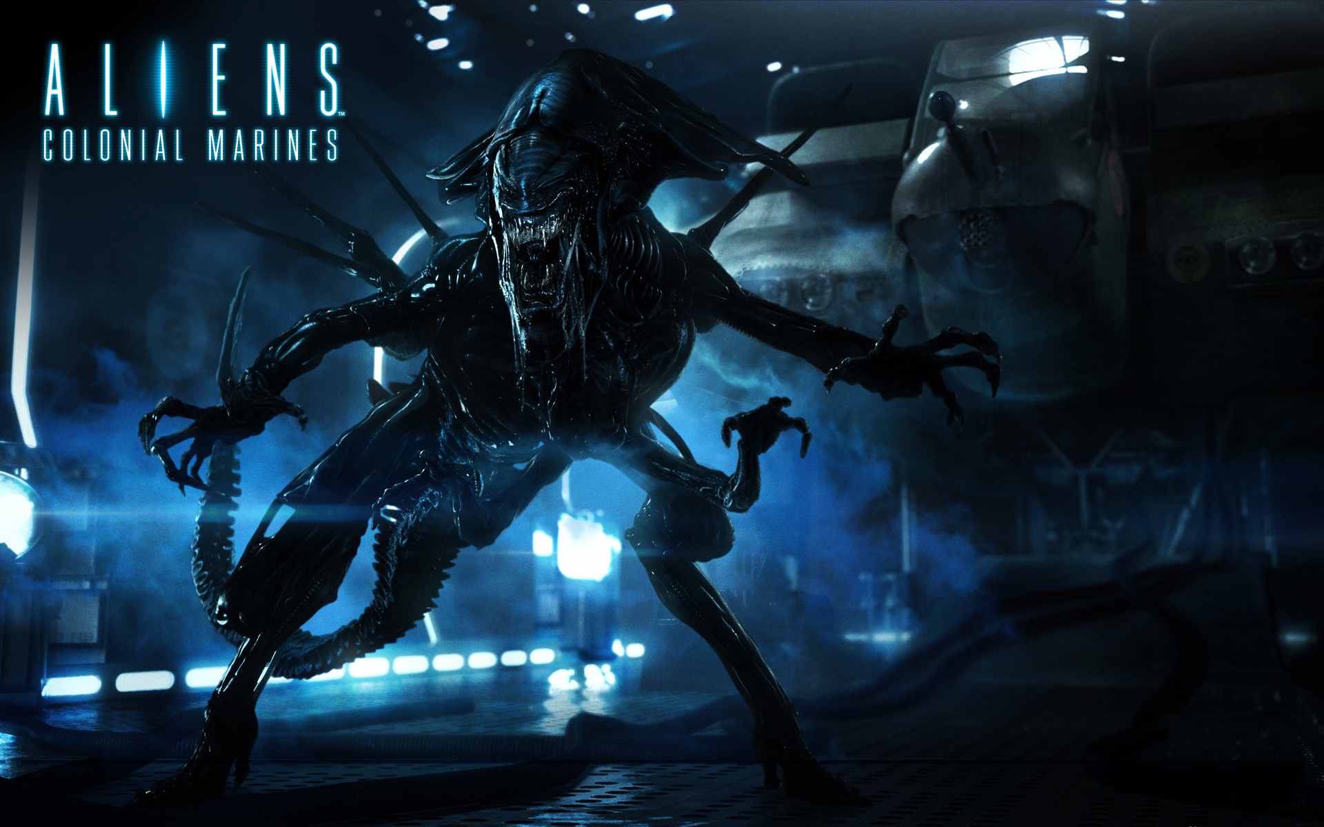 Aliens: Colonial Marines 'Stasis Interrupted' DLC Trophies