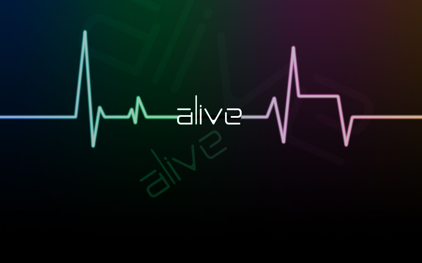 ... Alive Wallpaper ...