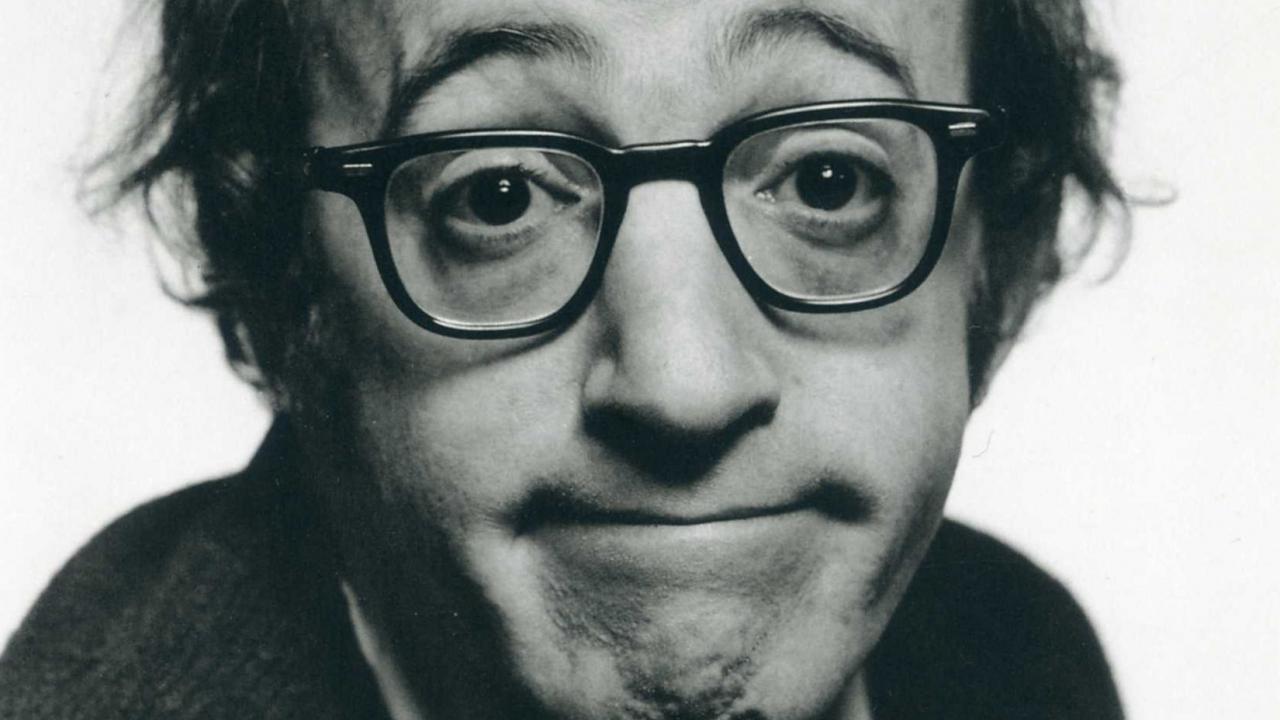 ... Woody Allen ...