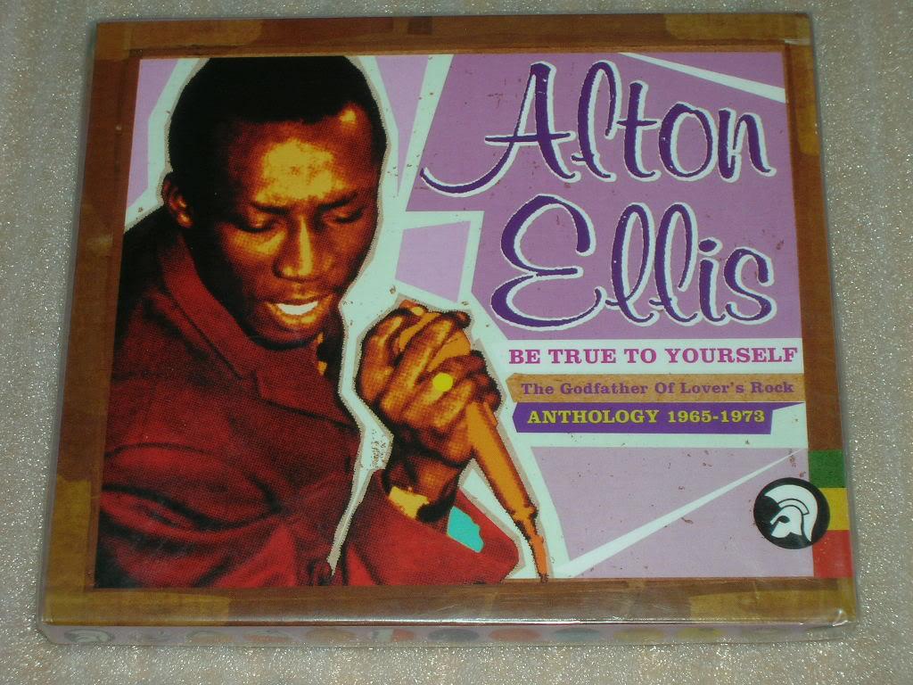 ALTON ELLIS be true to yourself anthology 1965-73 2 CD