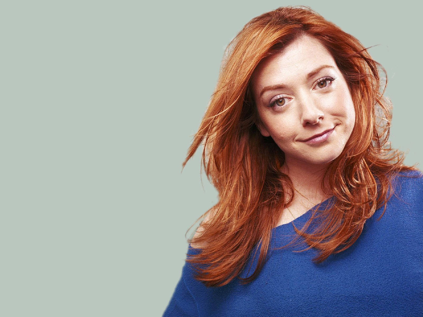 Alyson Hannigan Pokies alyson hannigan wallpaper | 1600x1200 | #61494