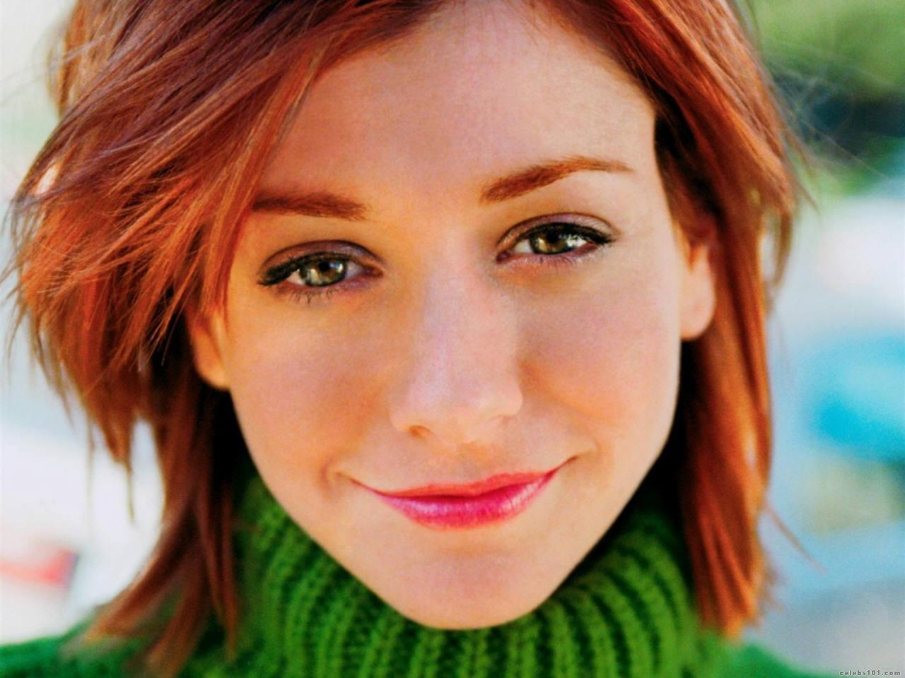 Lily Aldrin (Alyson Hannigan)-Lily is one of Ted's closest friends and the wife of Marshall. She is a happy, sweet person on the surface, although when one ...
