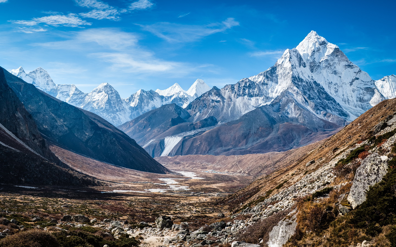 Ama Dablam Himalaya