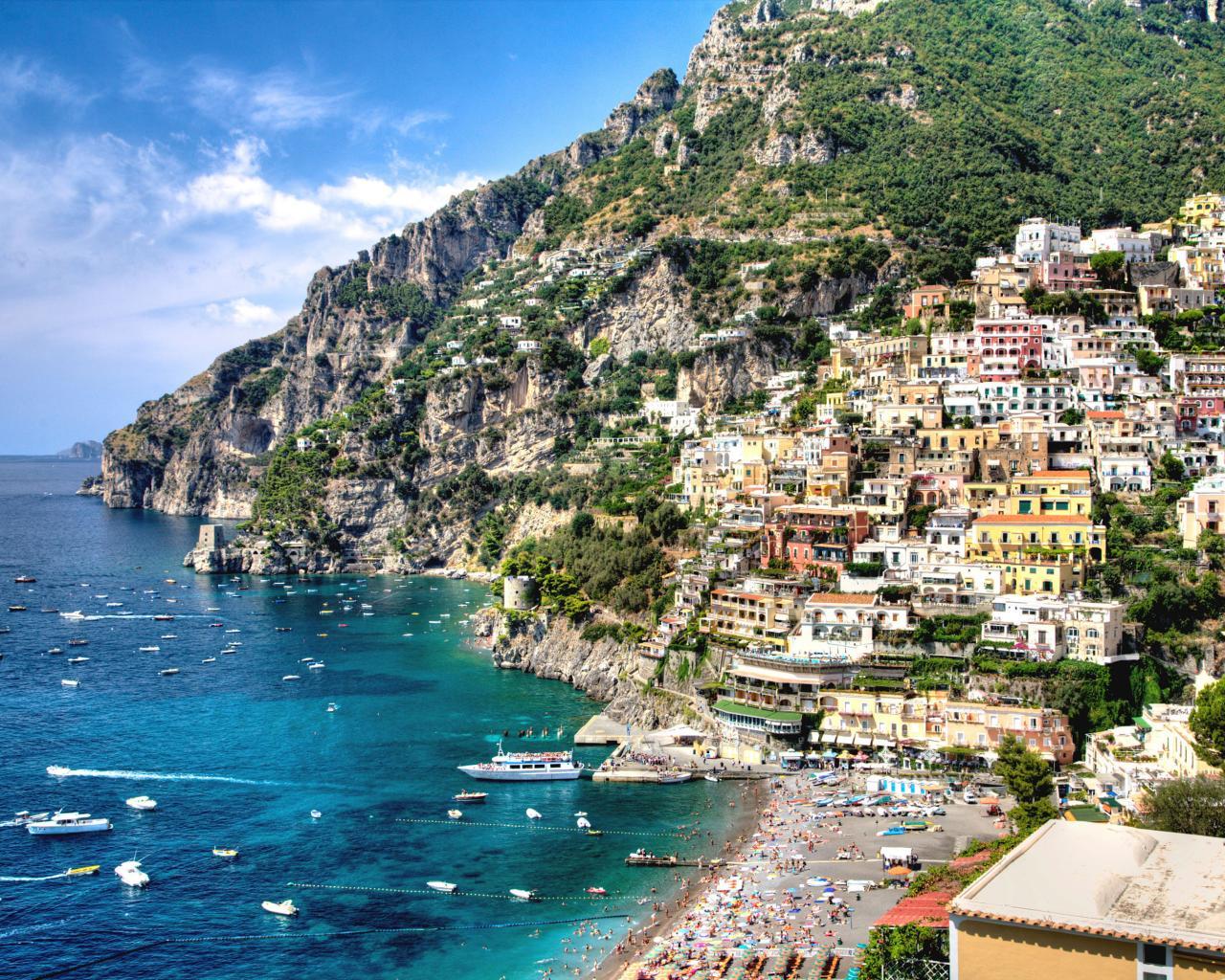 Positano, Amalfi Coast Italy10