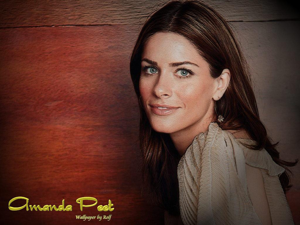 Amanda - amanda-peet Wallpaper
