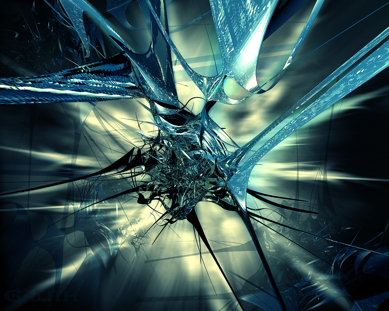 Amazing 3D Abstract Artwork