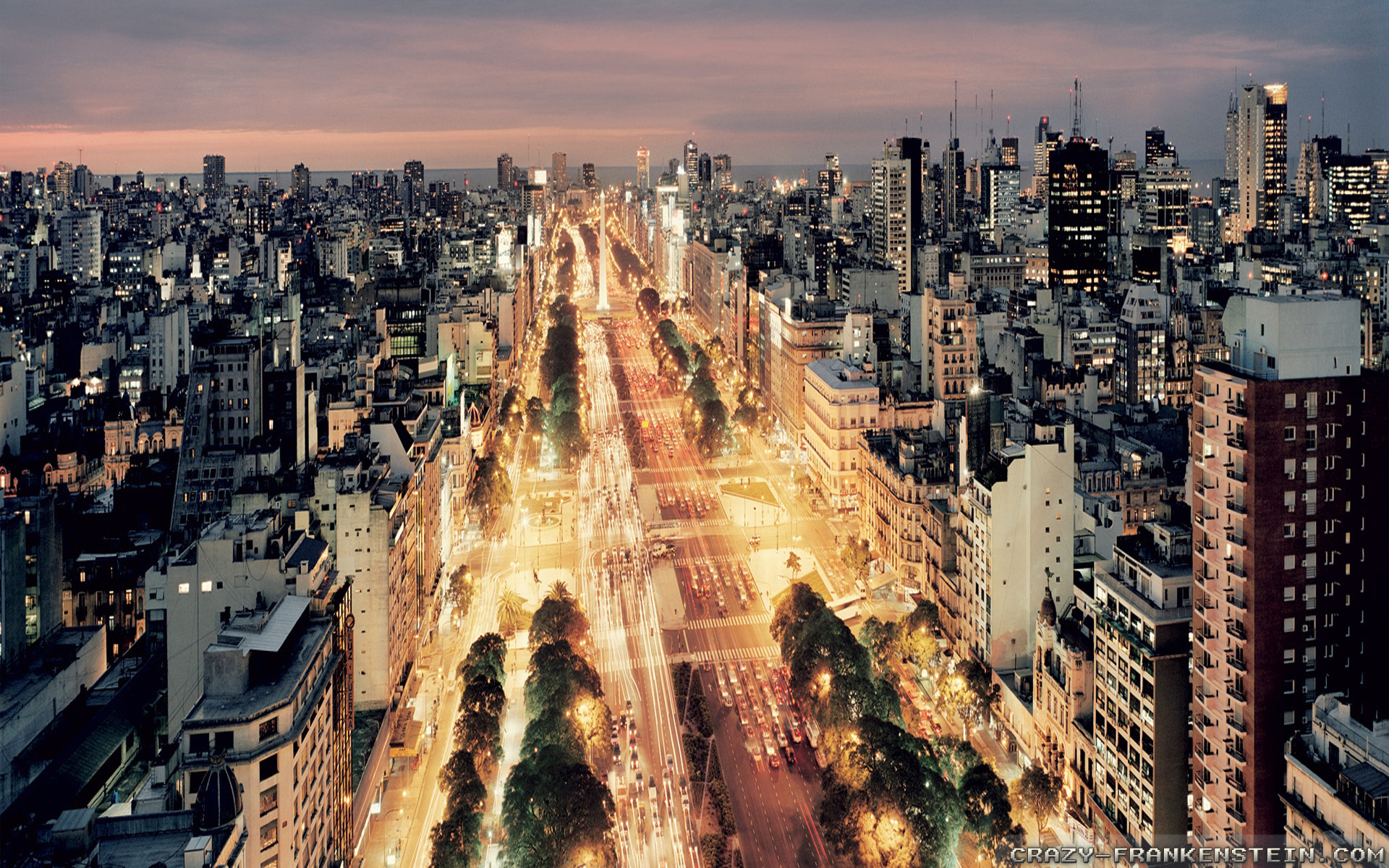 Amazing Buenos Aires Wallpaper