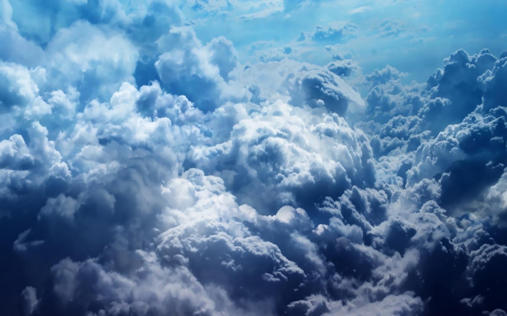 Amazing Cloud Background
