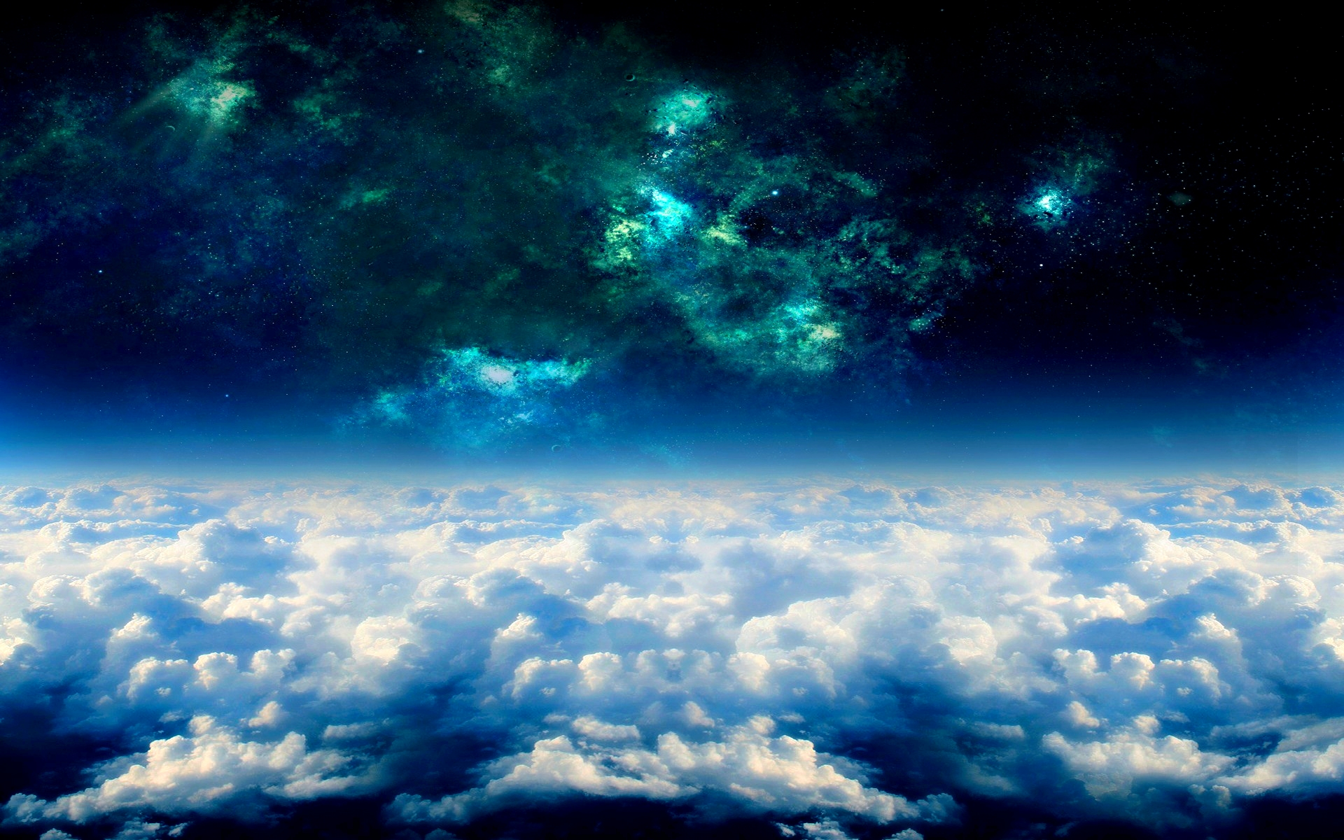 Amazing clouds HD wallpapers