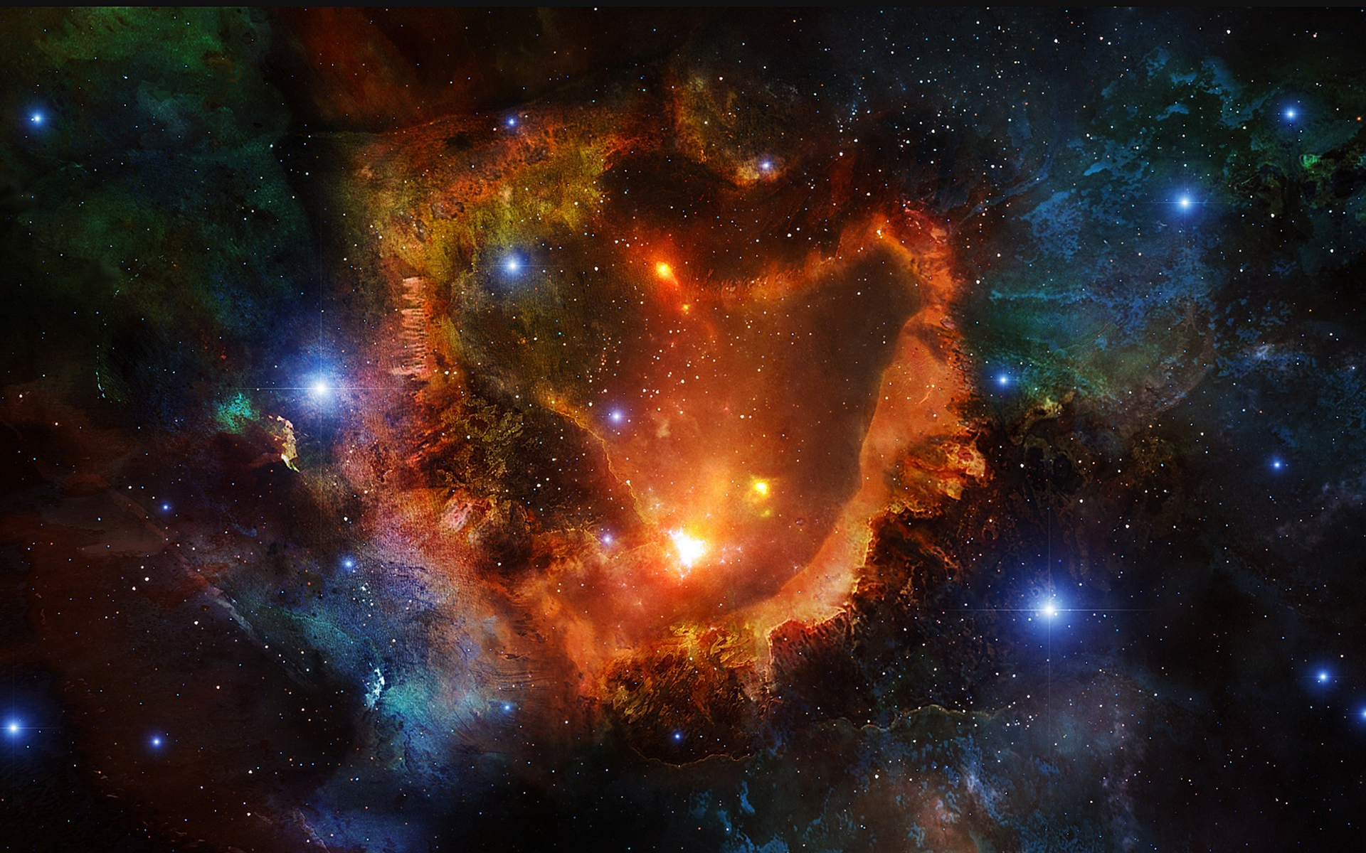Amazing Cosmic Wallpaper