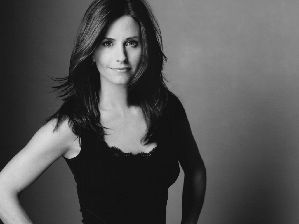 Amazing Courteney Cox Wallpaper