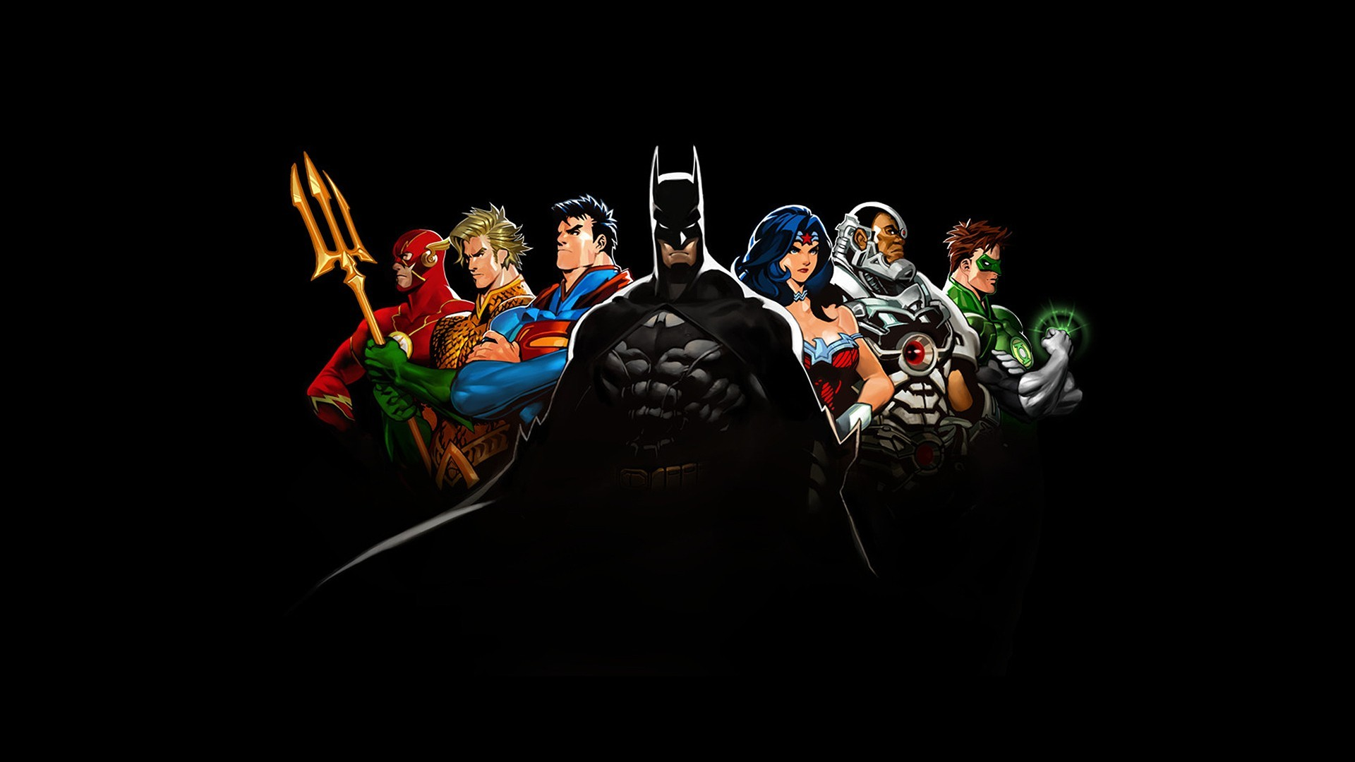 Amazing DC Comics Wallpaper