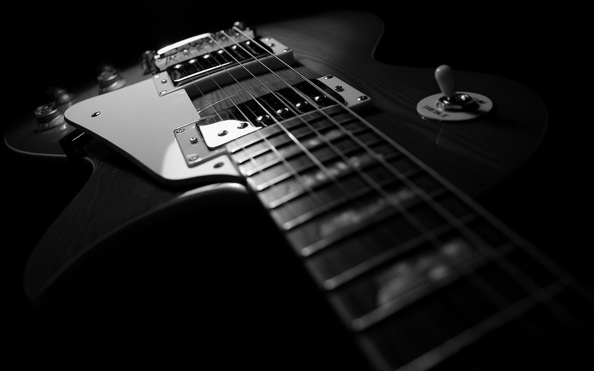 Amazing Electric Guitar Wallpaper