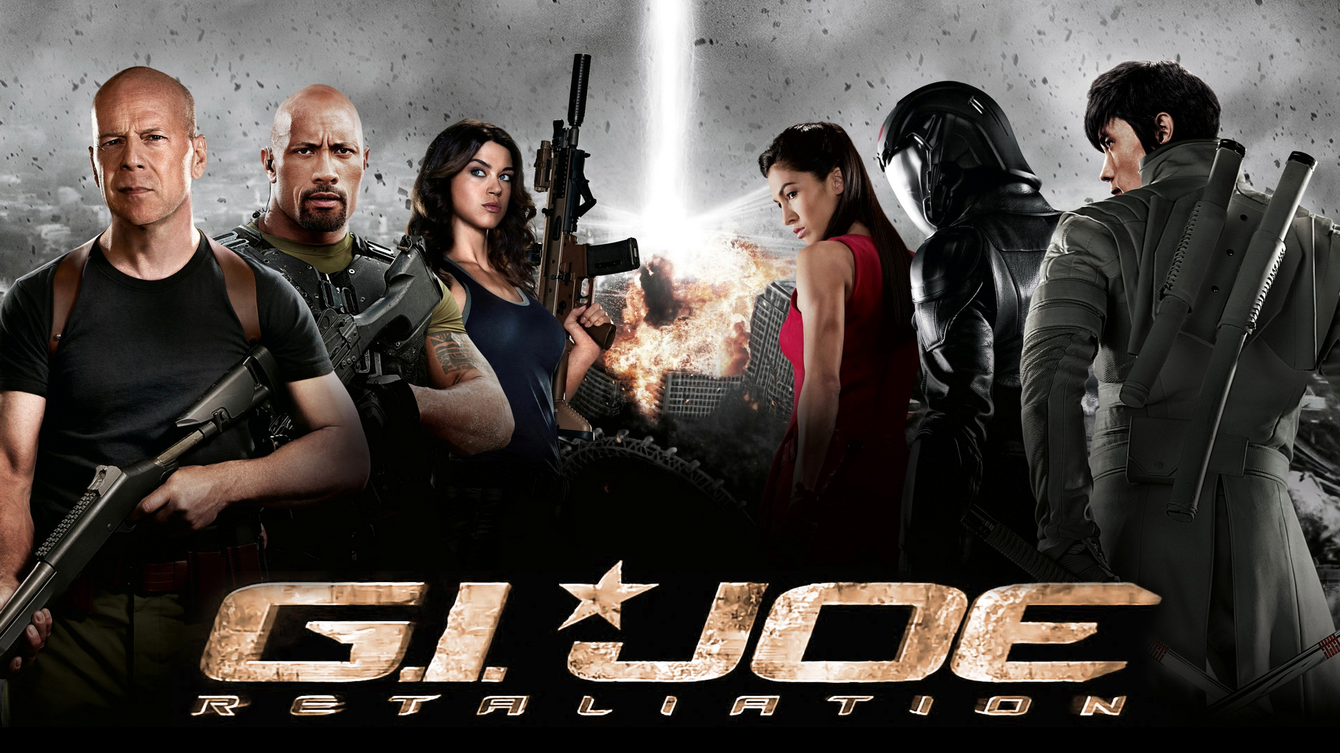 Amazing GI Joe Retaliation Wallpaper