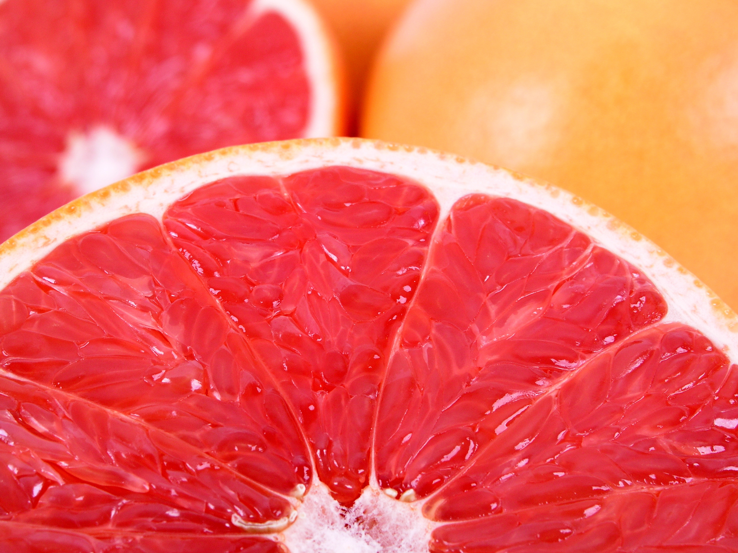 Amazing Grapefruit Wallpaper