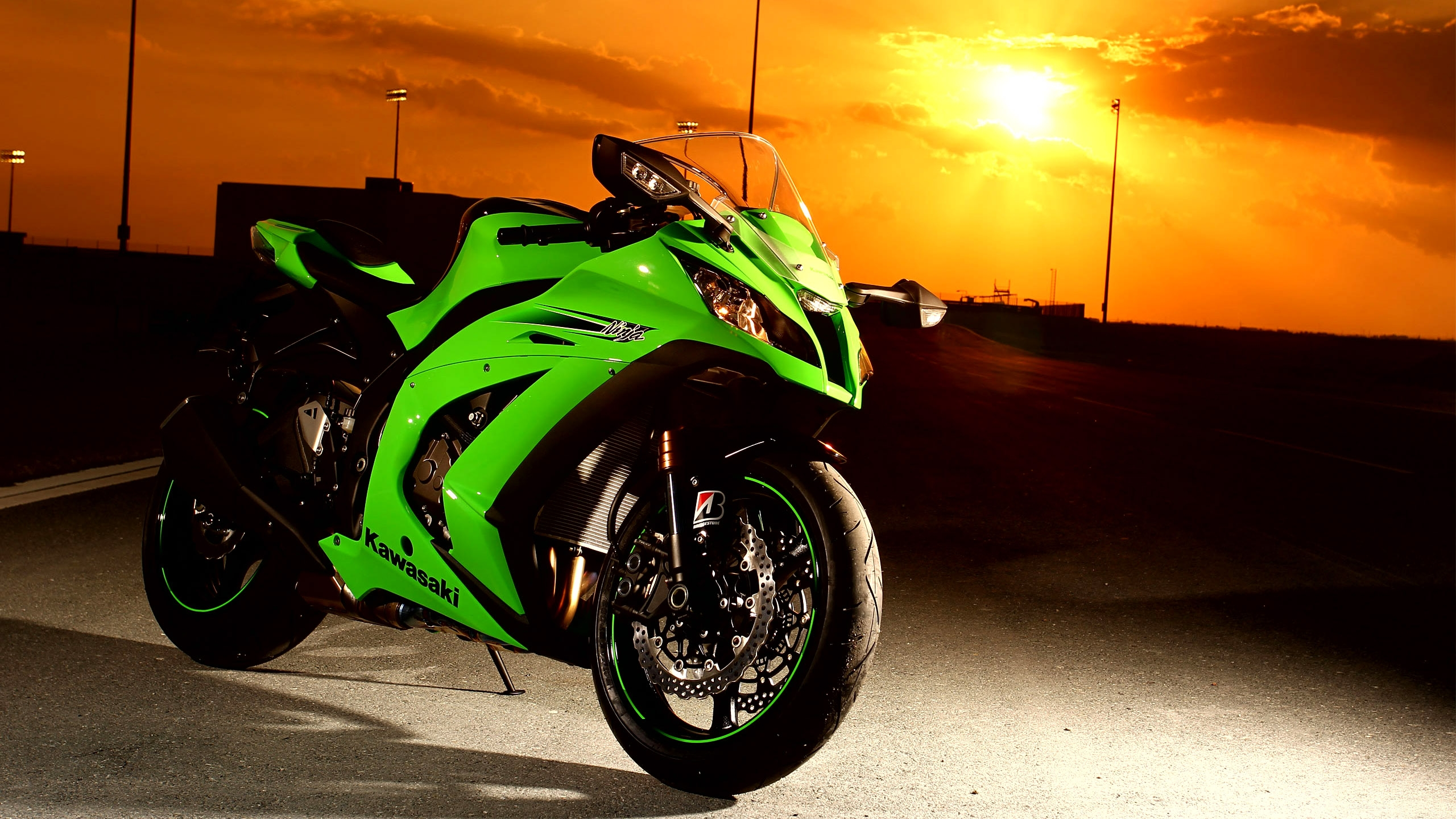 Amazing Kawasaki Wallpaper