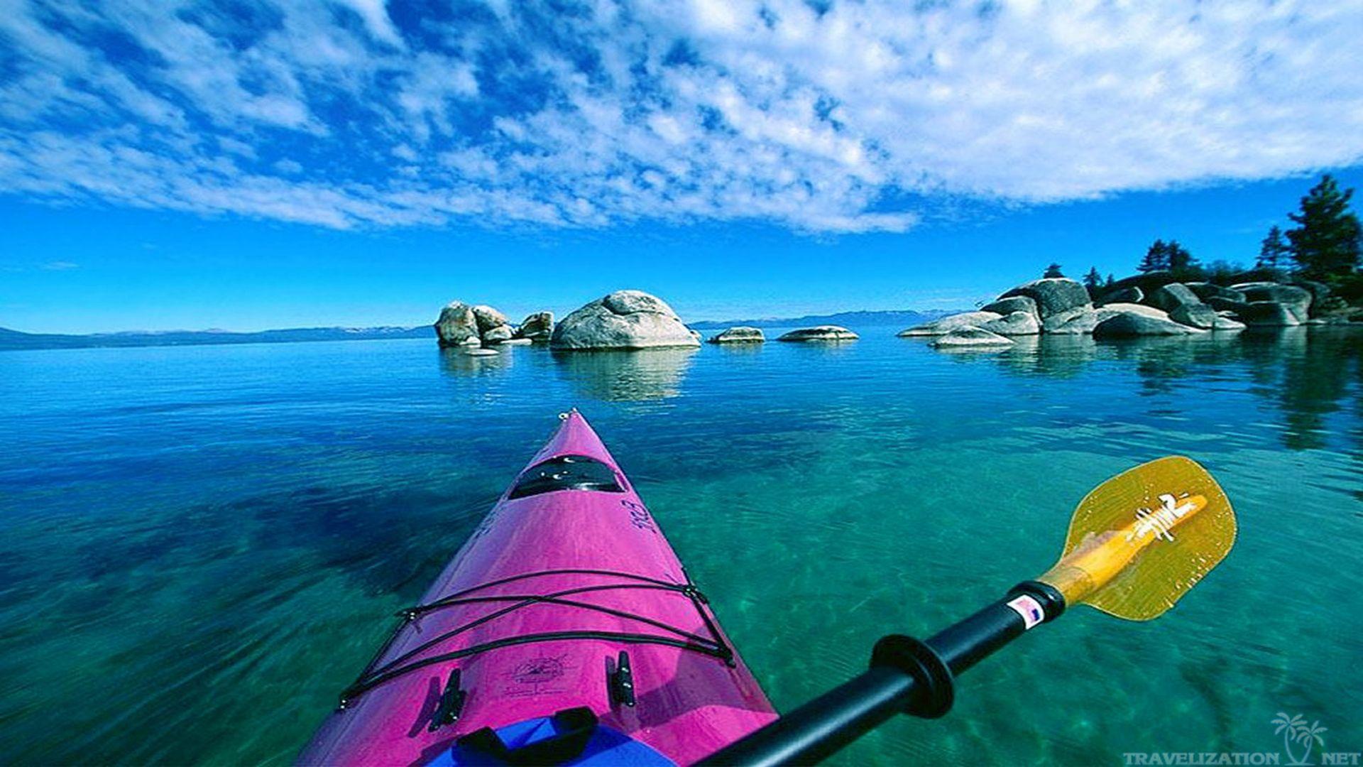 Amazing Kayak Wallpaper 8997