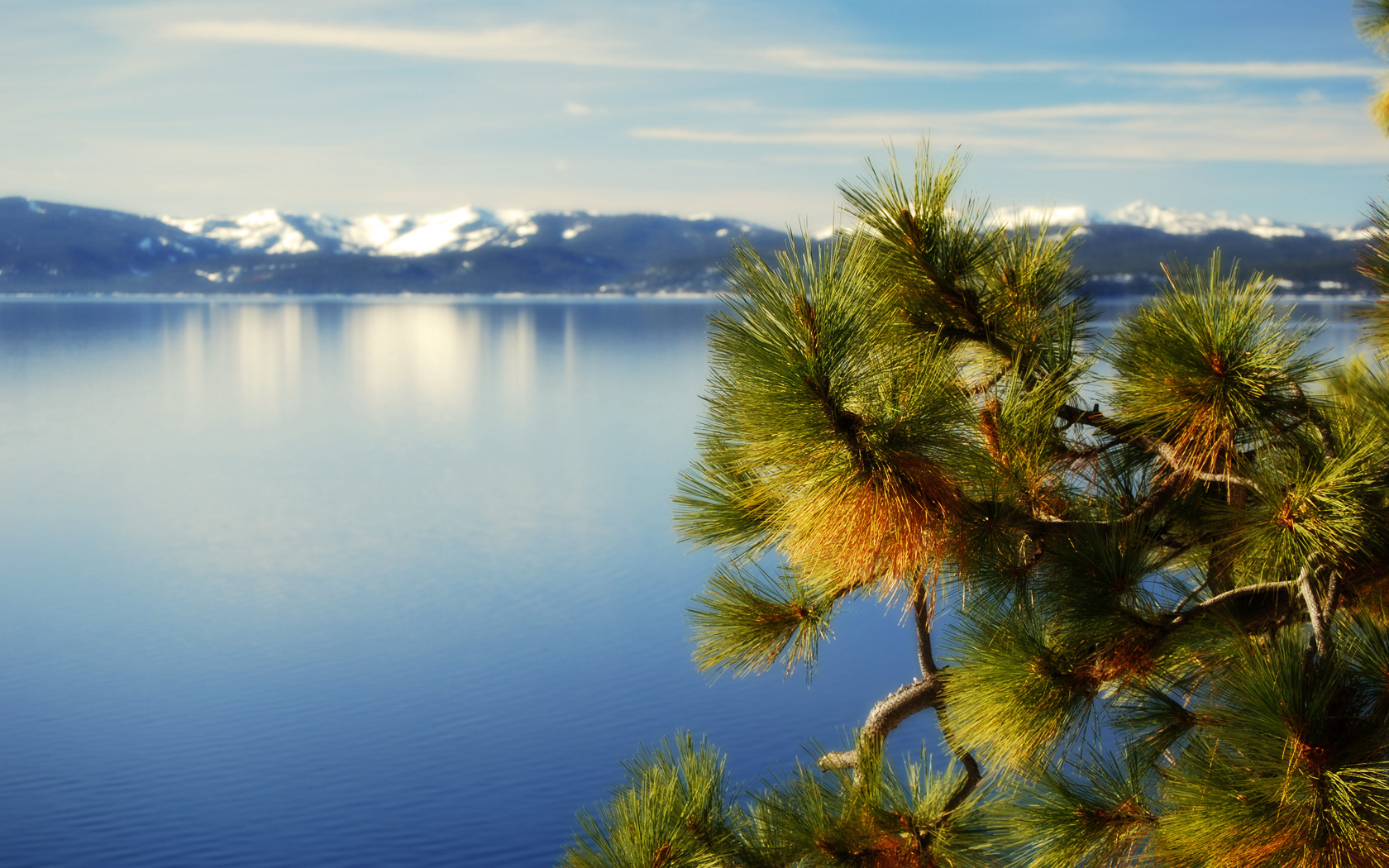 Amazing Lake Tahoe Wallpaper