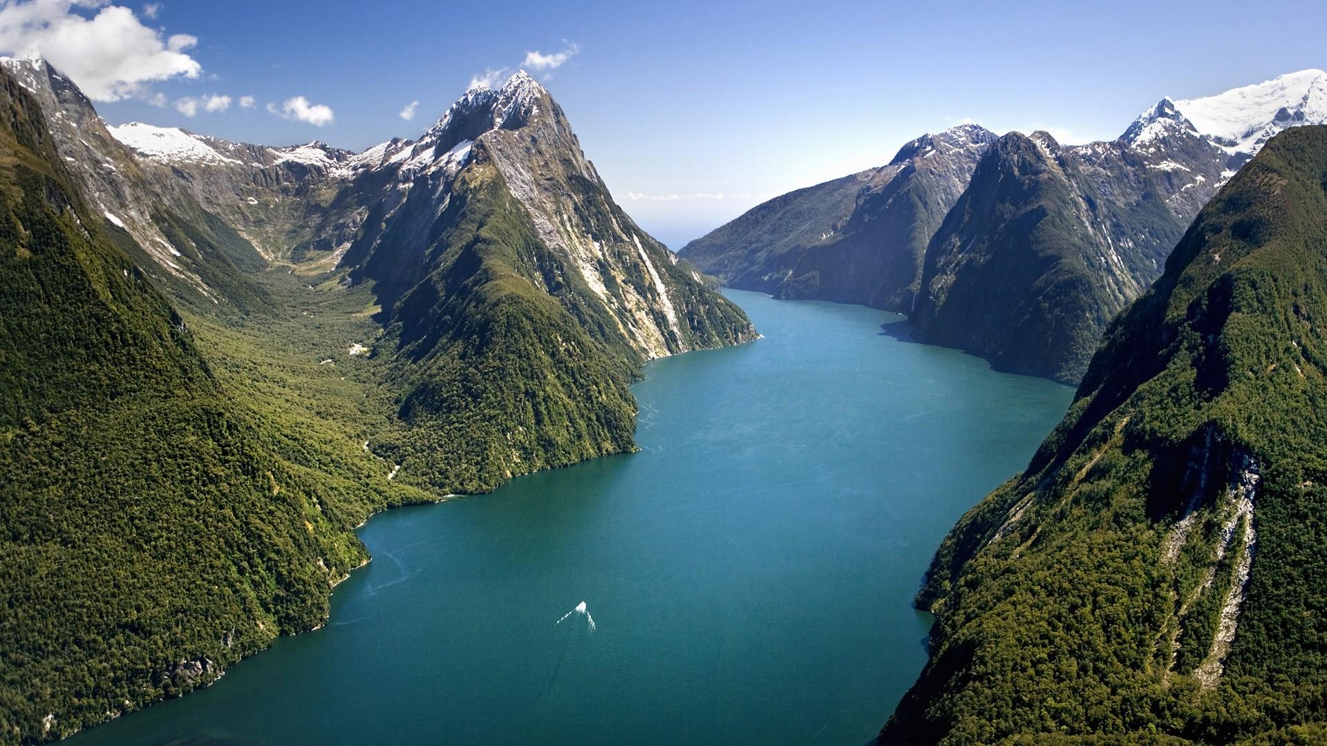 Amazing New Zealand Wallpaper