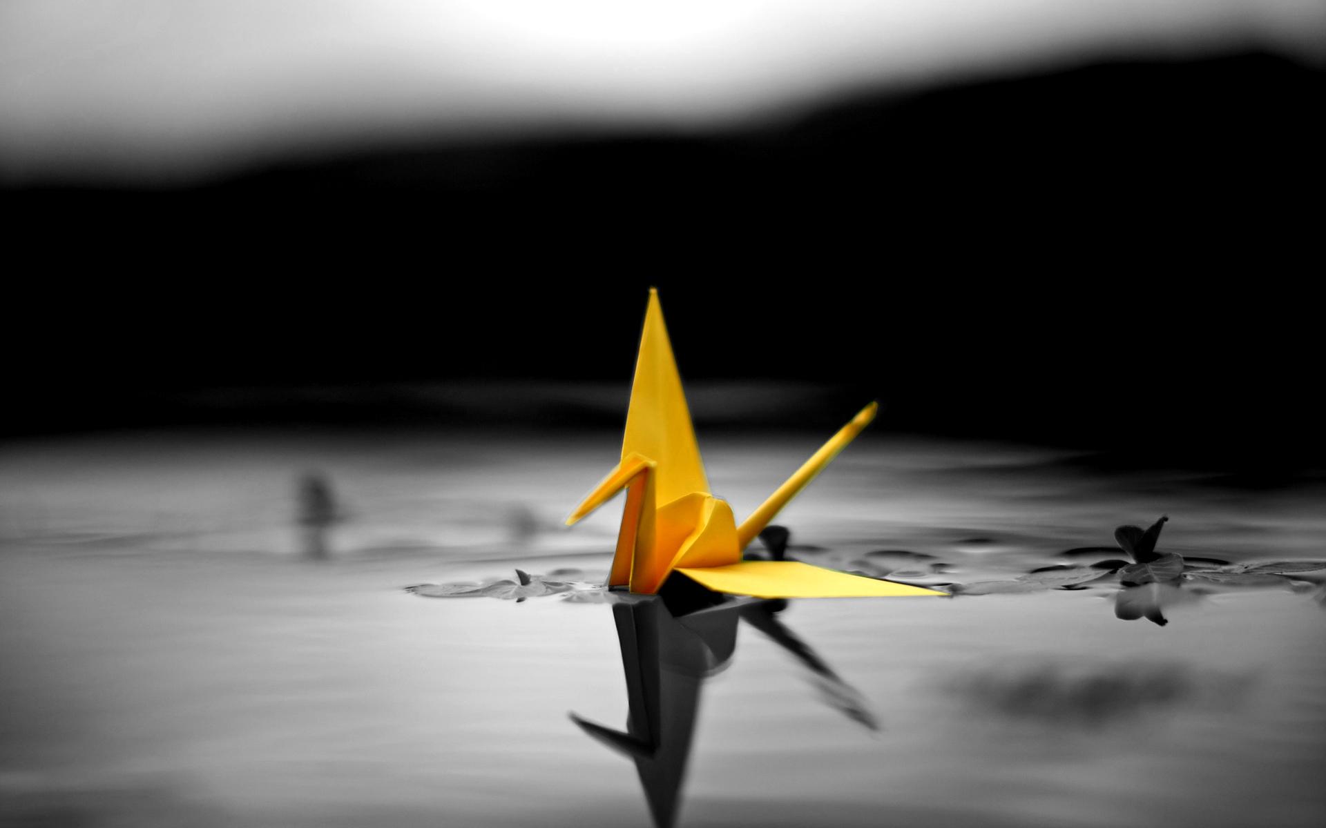 Beautiful Origami Wallpaper
