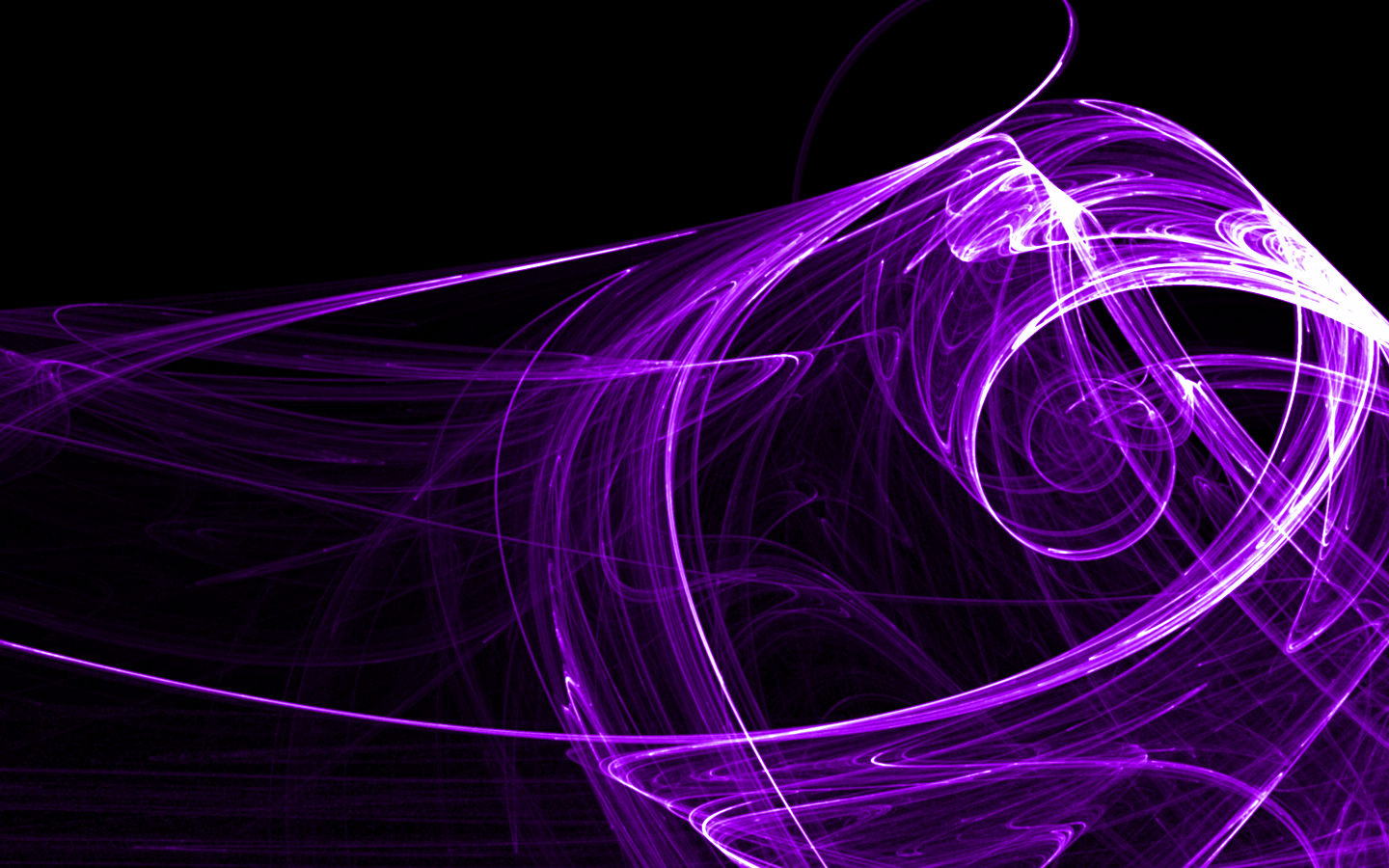 Amazing Purple Abstract