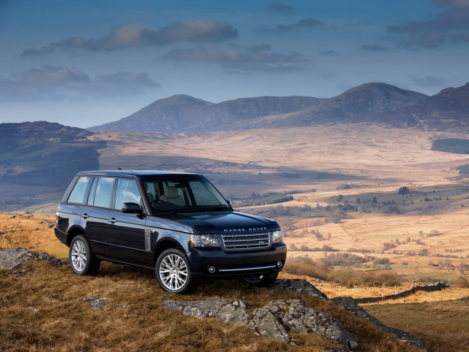 Amazing Range Rover Wallpaper