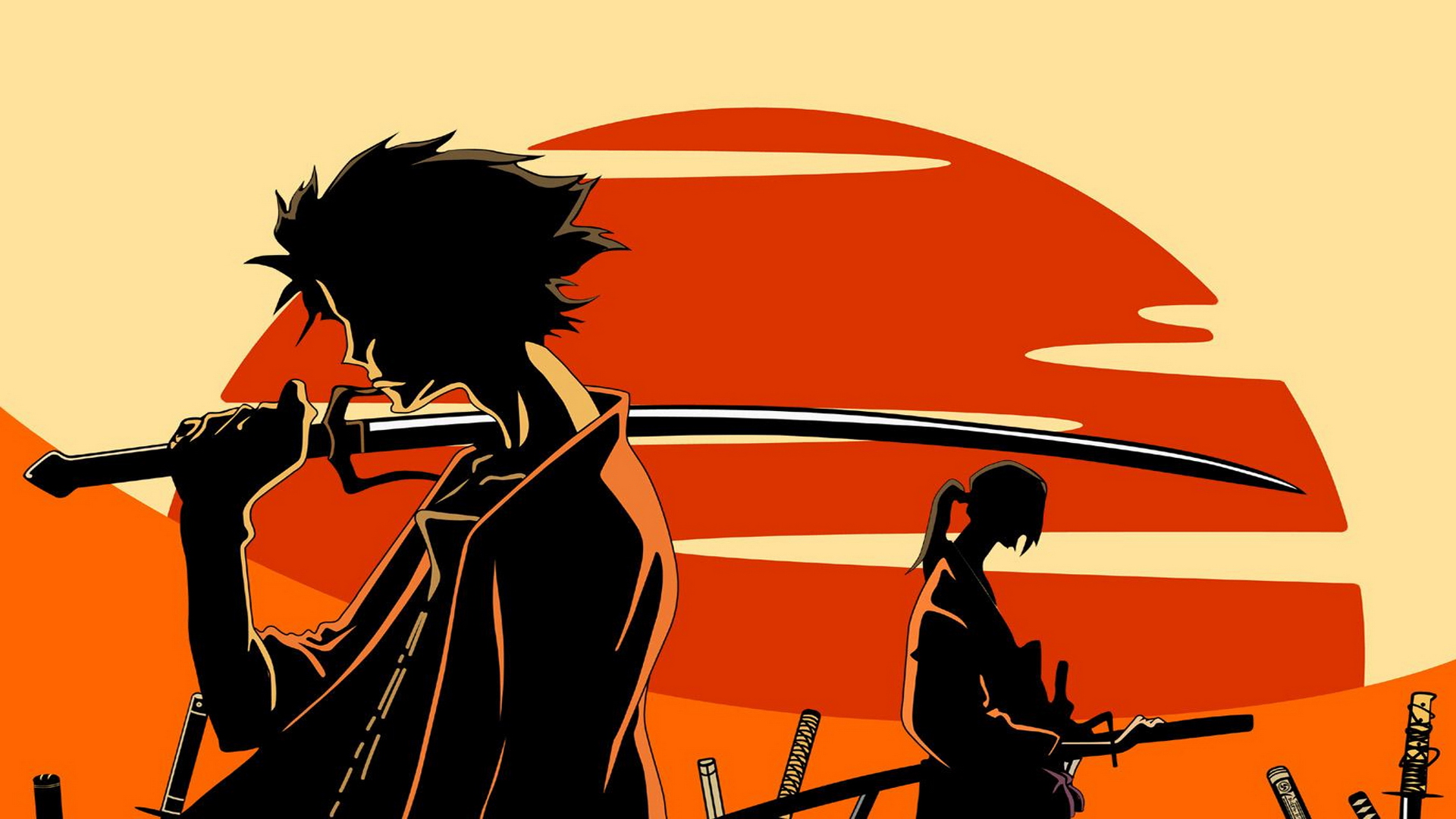 Amazing Samurai Champloo Wallpaper