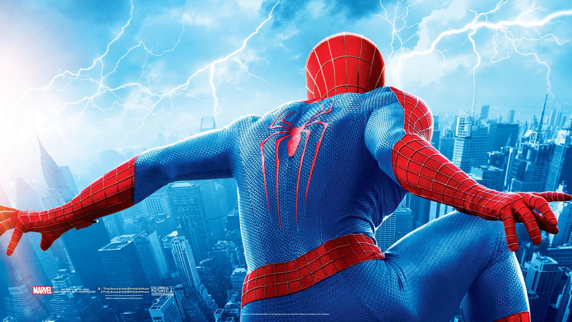 Amazing Spider-Man Hero Movie