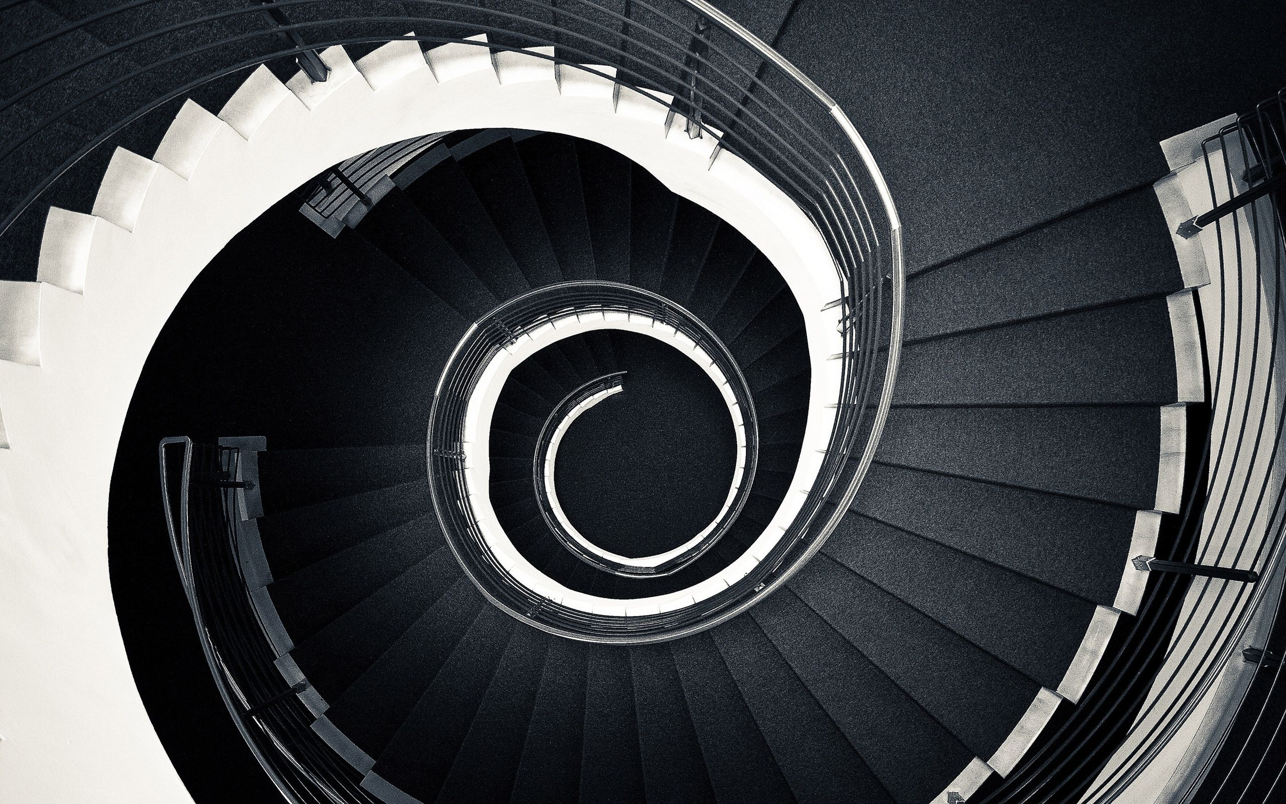 Amazing Stairs Wallpaper