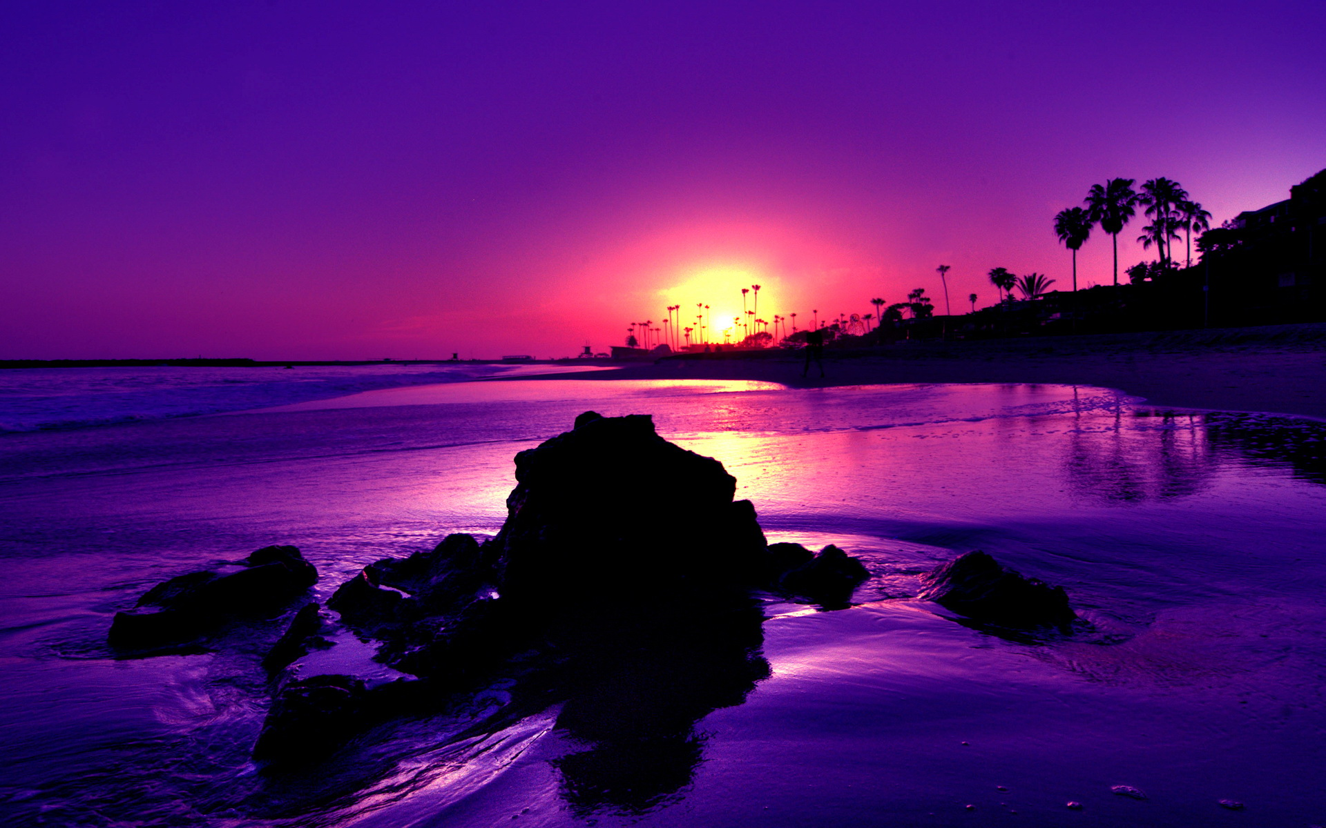 Amazing Sunset Picture
