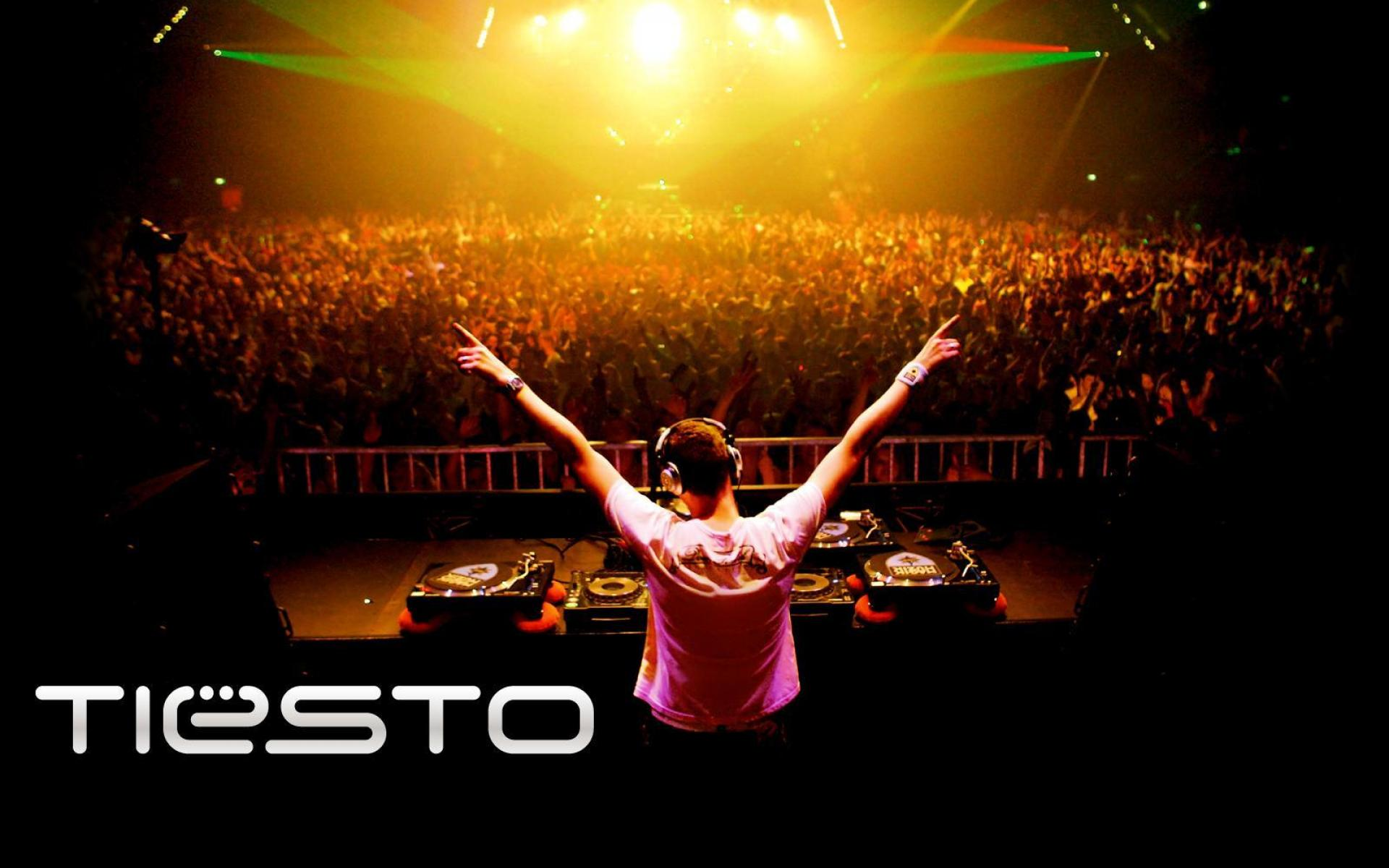 Amazing Tiesto Wallpaper